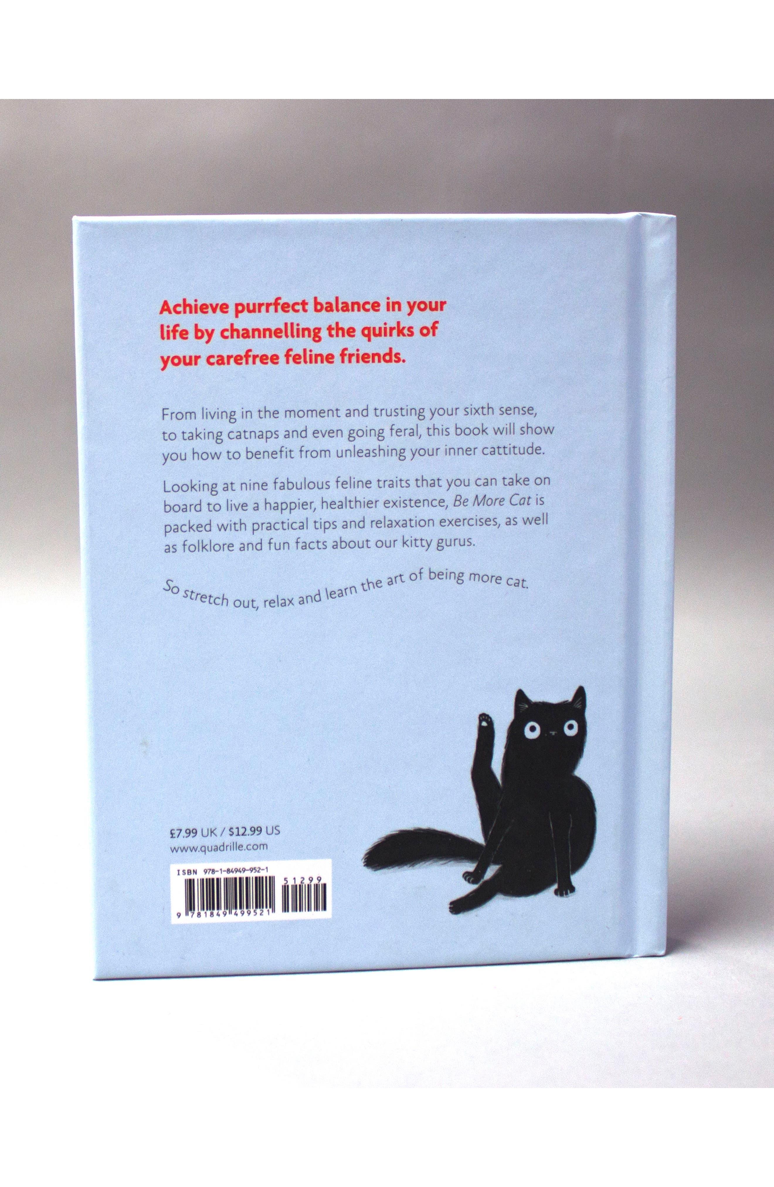 Be More Cat Book,                             Alternate thumbnail 3, color,                             400