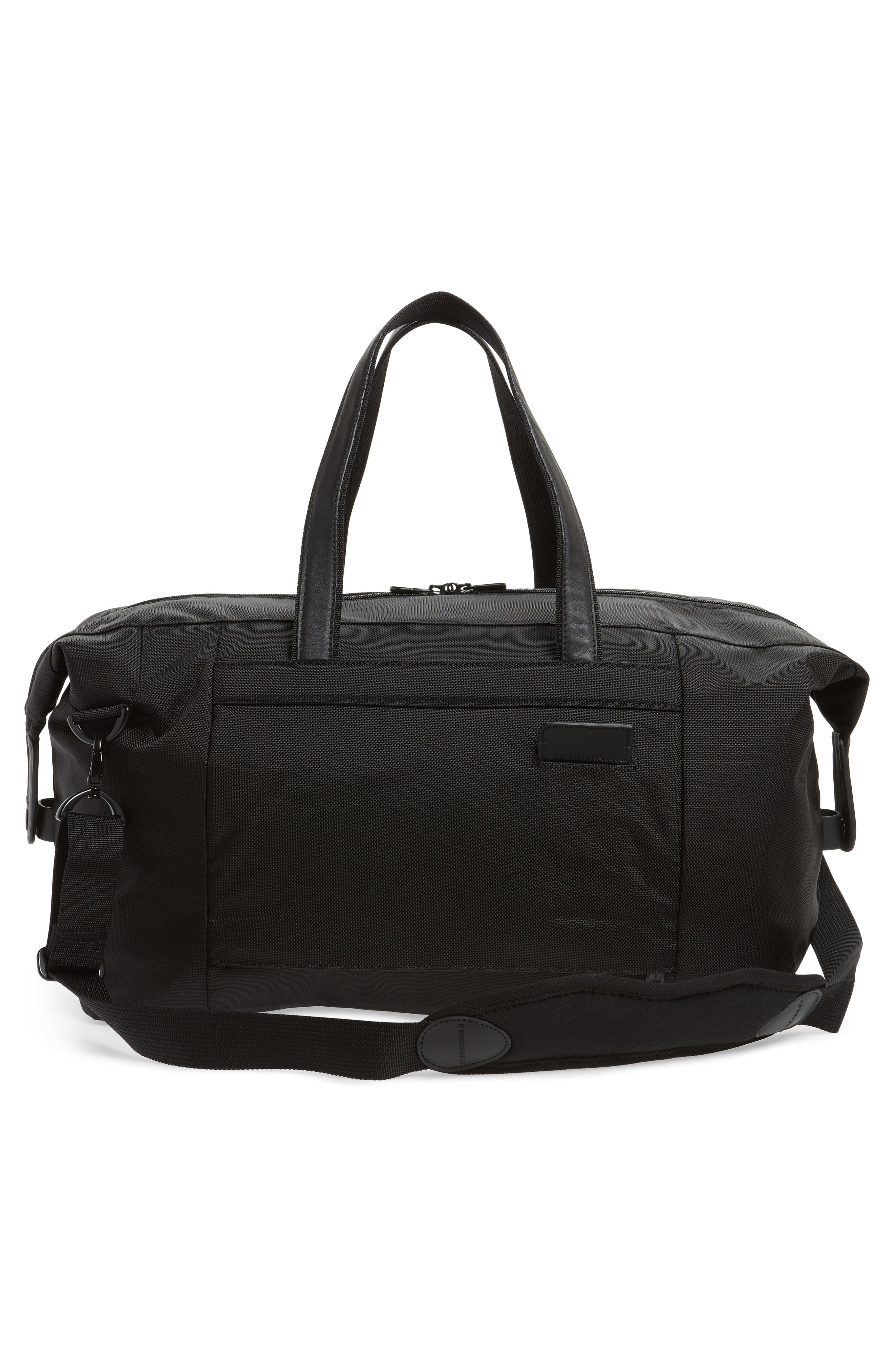 BRIGGS & RILEY,                             'Baseline' Duffel Bag,                             Alternate thumbnail 3, color,                             BLACK