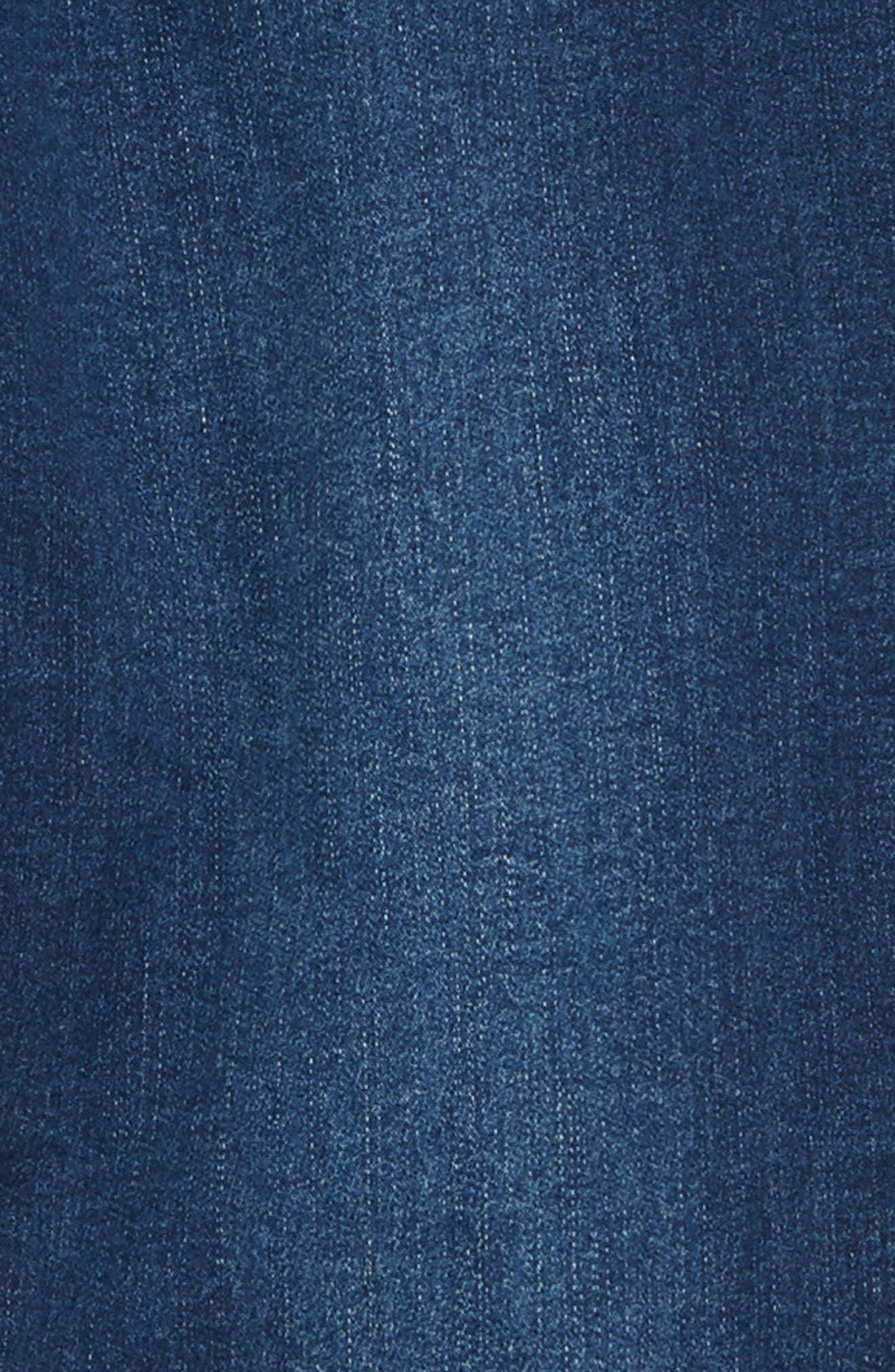 The Luke Denim Jogger Pants,                             Alternate thumbnail 2, color,                             499