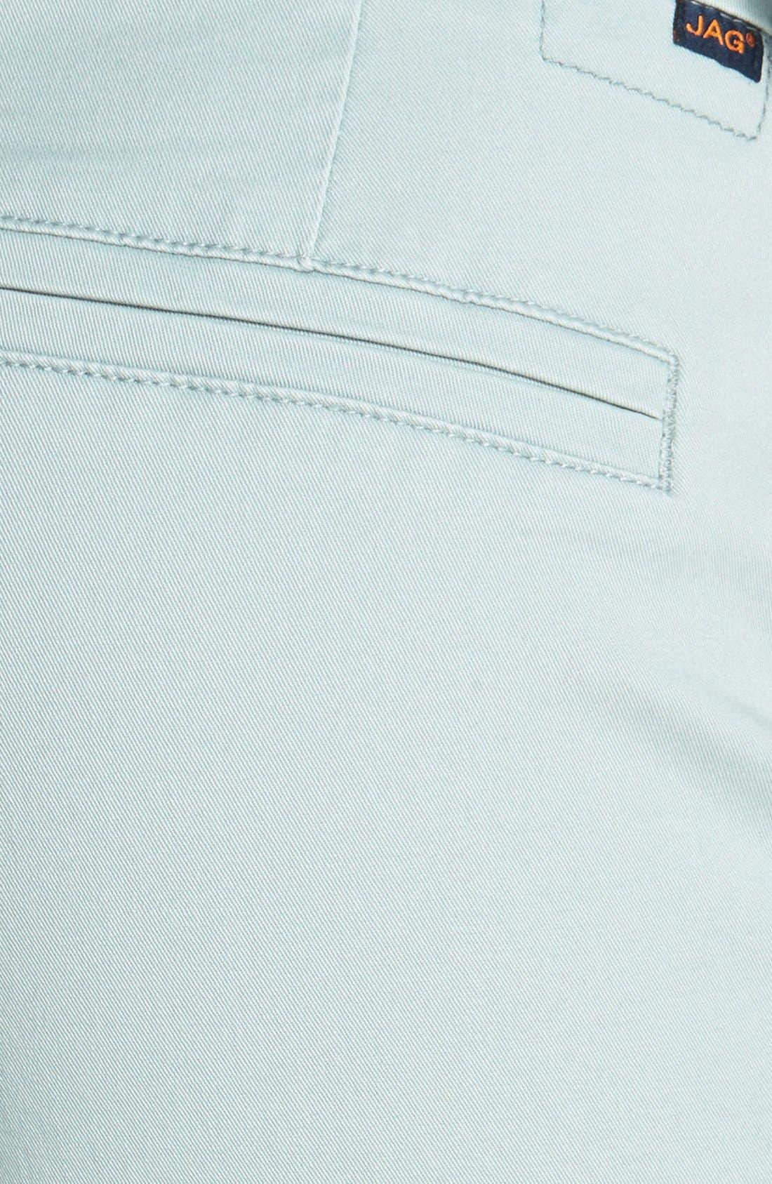 'Ainsley' Slim Bermuda Shorts,                             Alternate thumbnail 27, color,