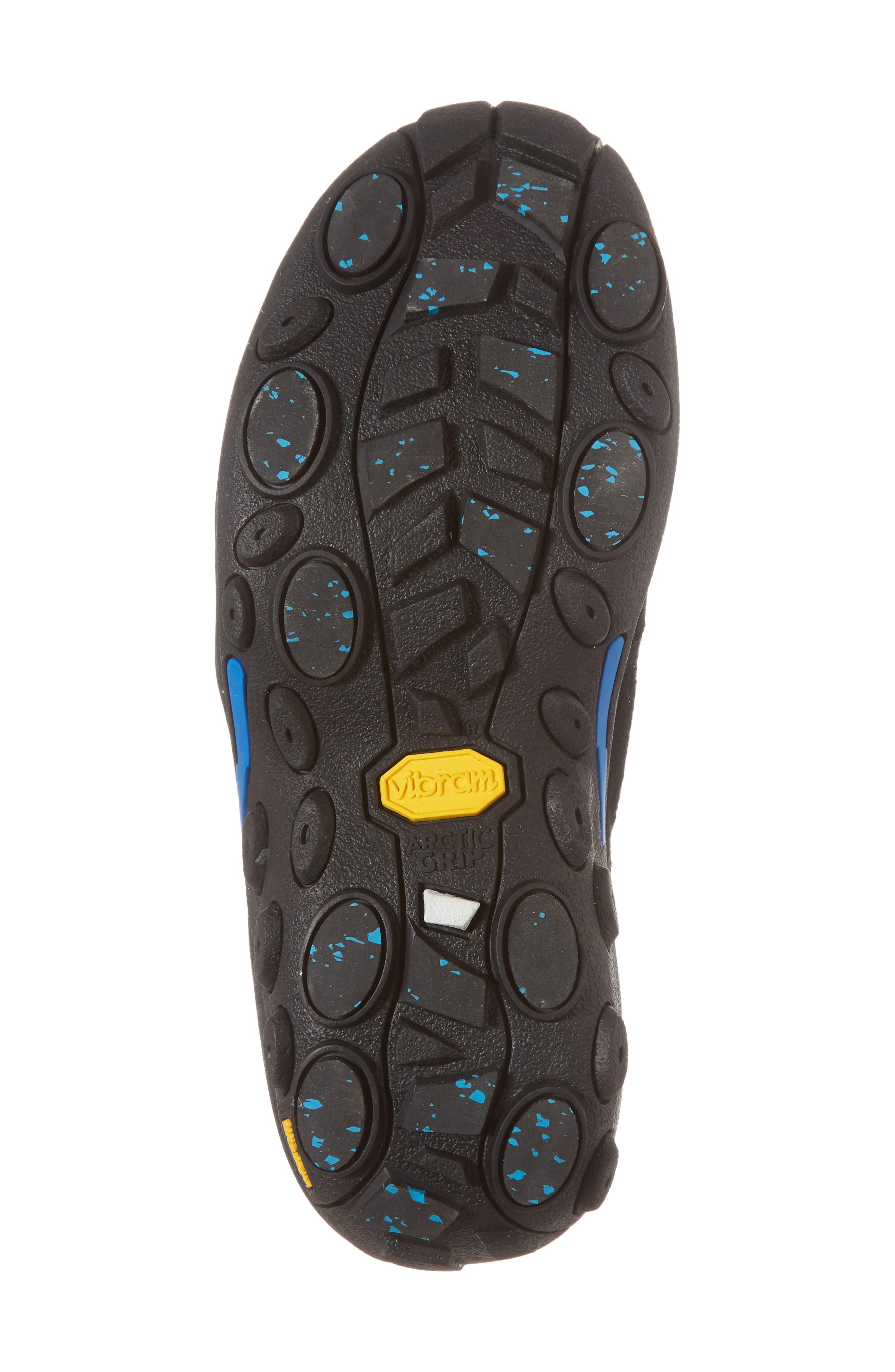 Jungle Moc Ice Waterproof Sneaker,                             Alternate thumbnail 6, color,                             001