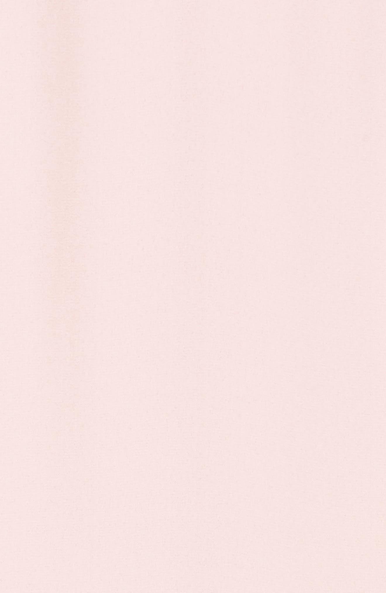 Ruffled Asymmetrical Maxi Dress,                             Alternate thumbnail 6, color,