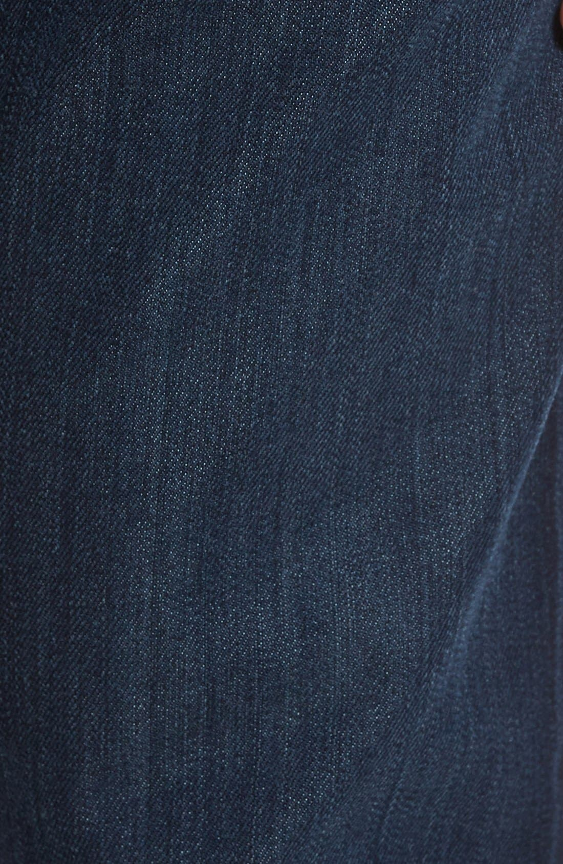 Impala Straight Leg Jeans,                             Alternate thumbnail 7, color,                             400