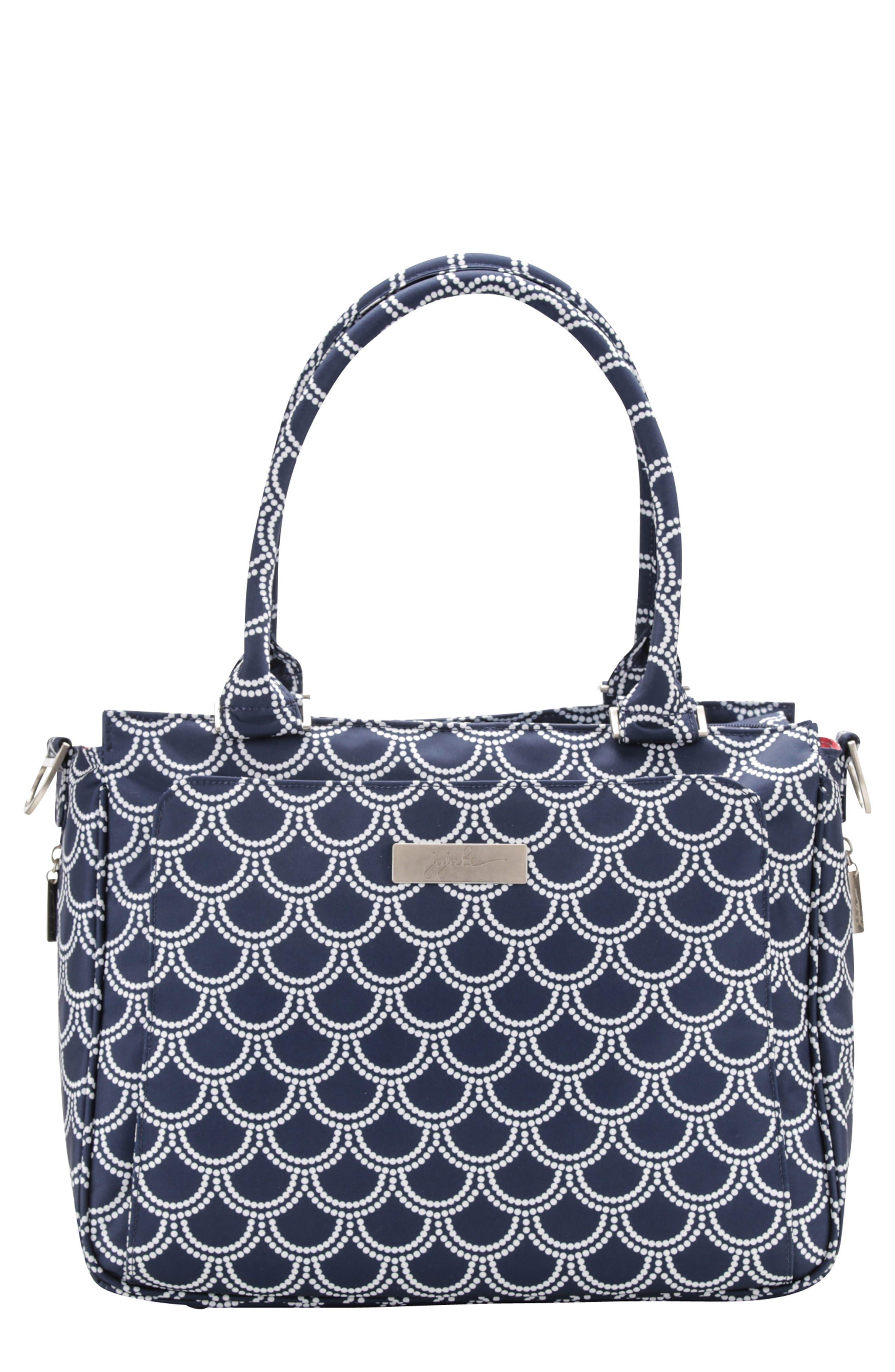 Be Classy - Coastal Collection Diaper Bag,                             Main thumbnail 2, color,