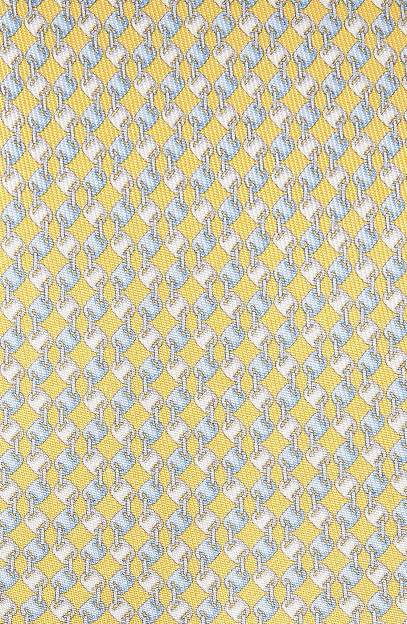 Oara Print Silk Tie,                             Alternate thumbnail 6, color,