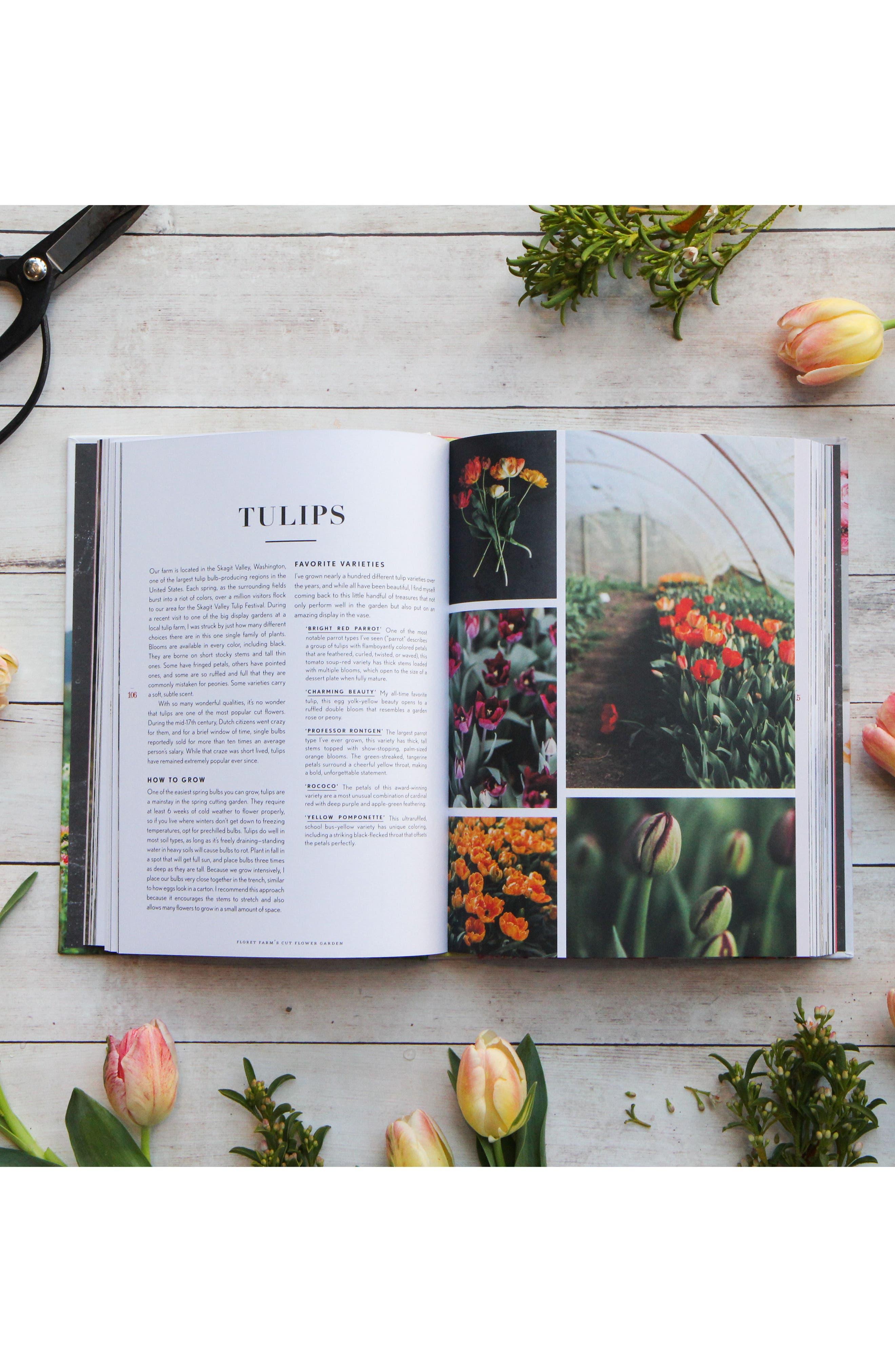 CHRONICLE BOOKS,                             Floret Farm's Cut Flower Garden Book,                             Alternate thumbnail 4, color,                             300