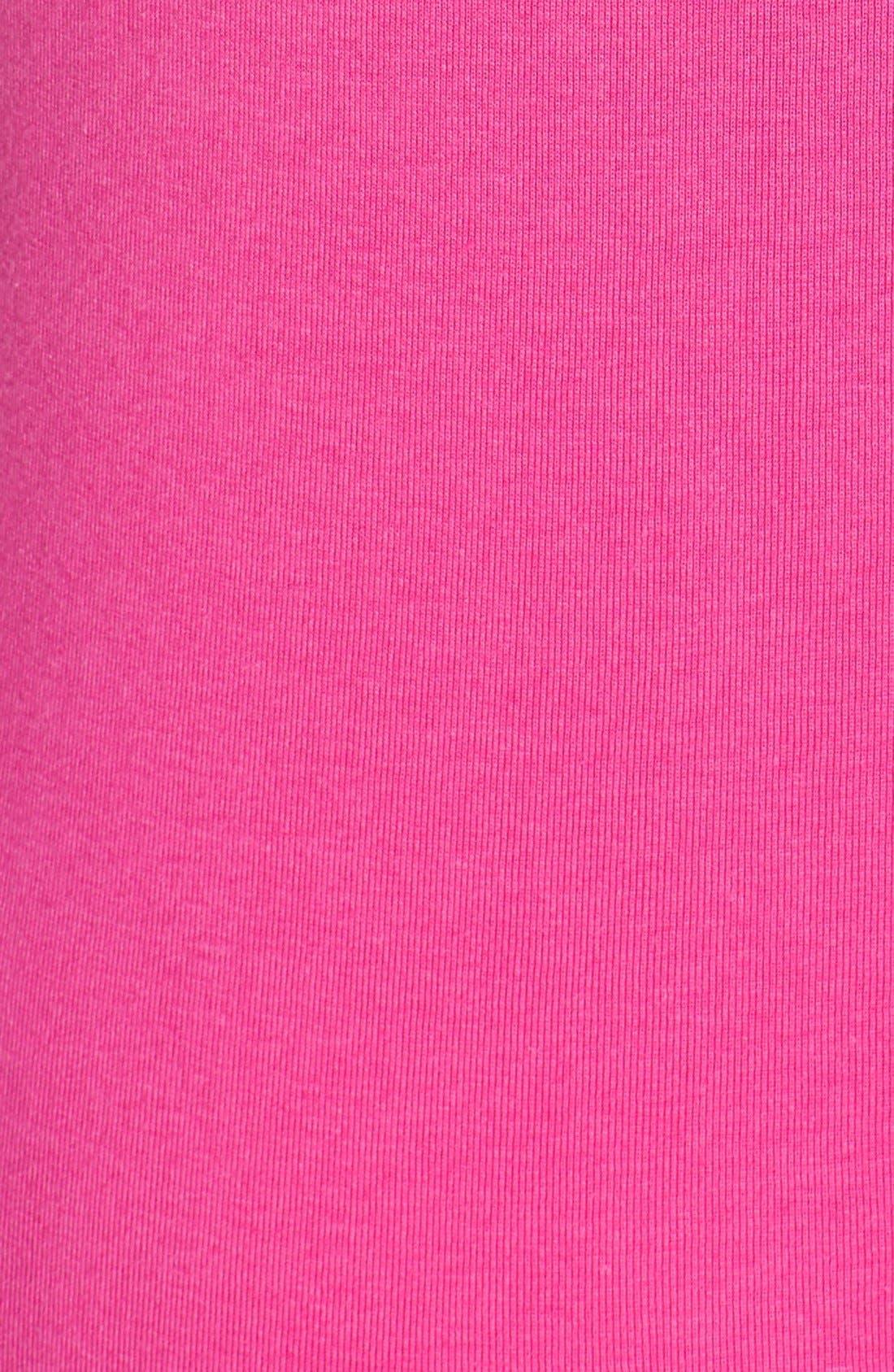 Short Sleeve V-Neck Tee,                             Alternate thumbnail 168, color,