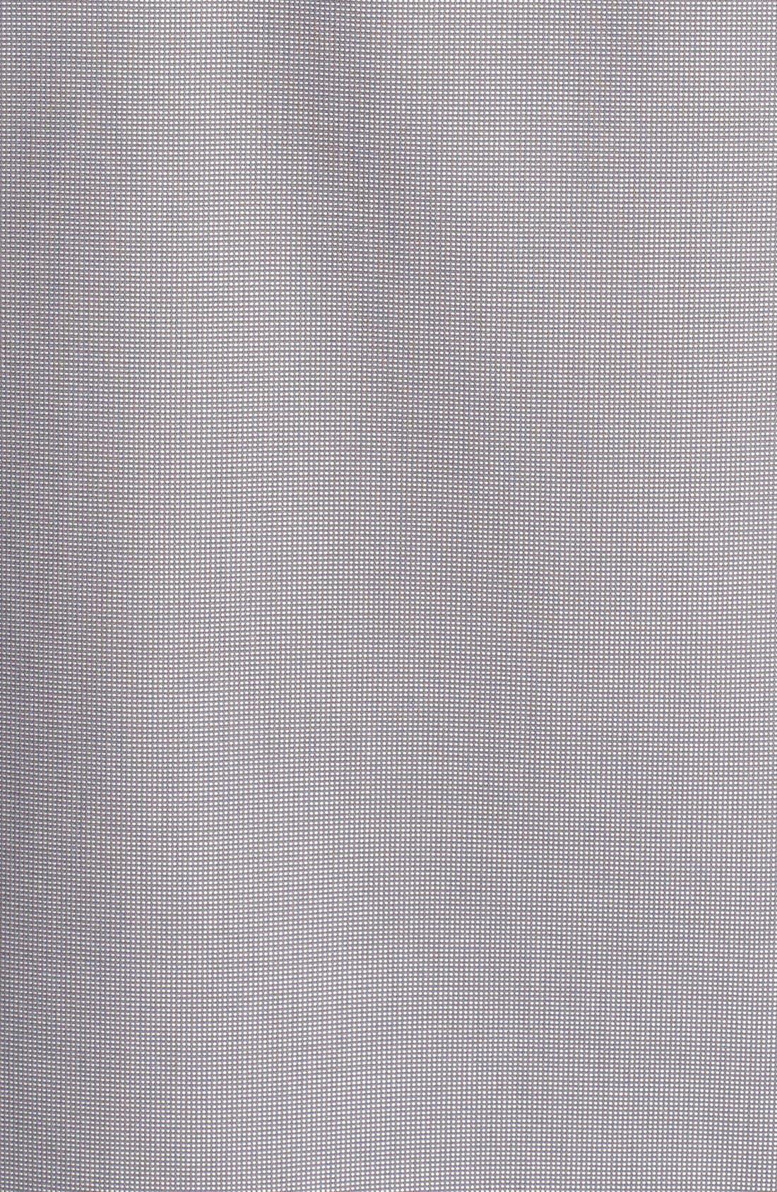 'Classic' Smartcare<sup>™</sup> Regular Fit Short Sleeve Cotton Sport Shirt,                             Alternate thumbnail 46, color,