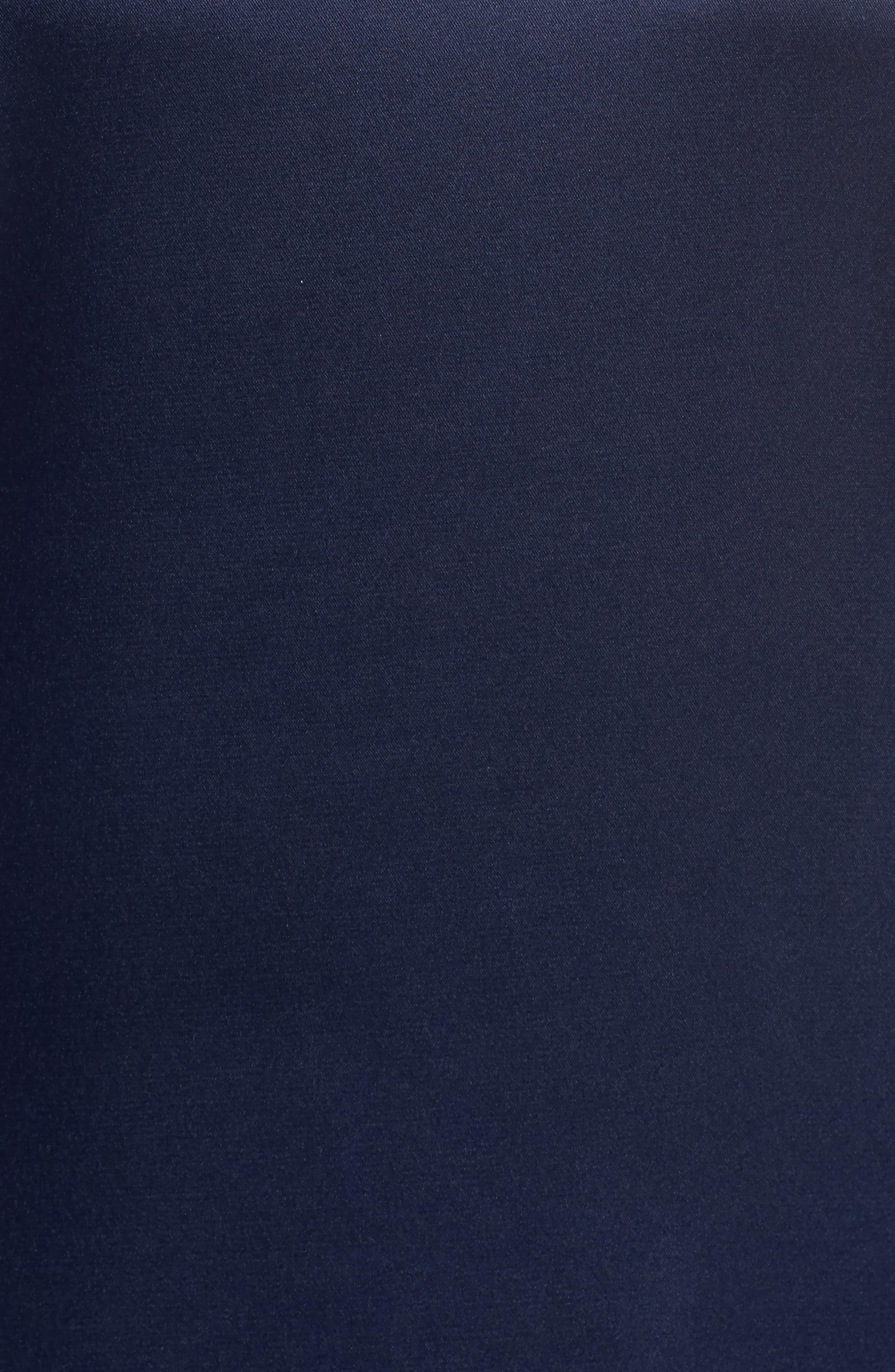 One-Sleeve Shift Dress,                             Alternate thumbnail 9, color,