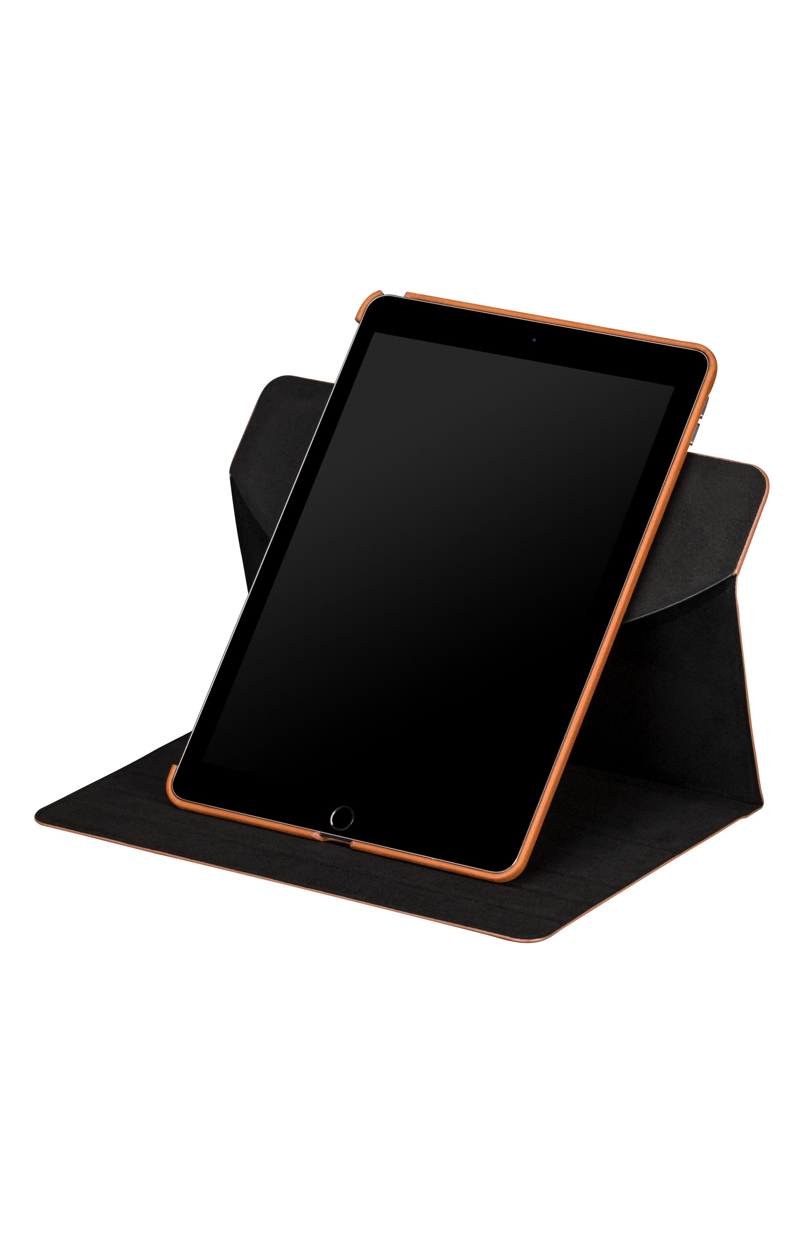 Vettra 360 iPad Pro 10.5 Case,                             Alternate thumbnail 3, color,                             TAN