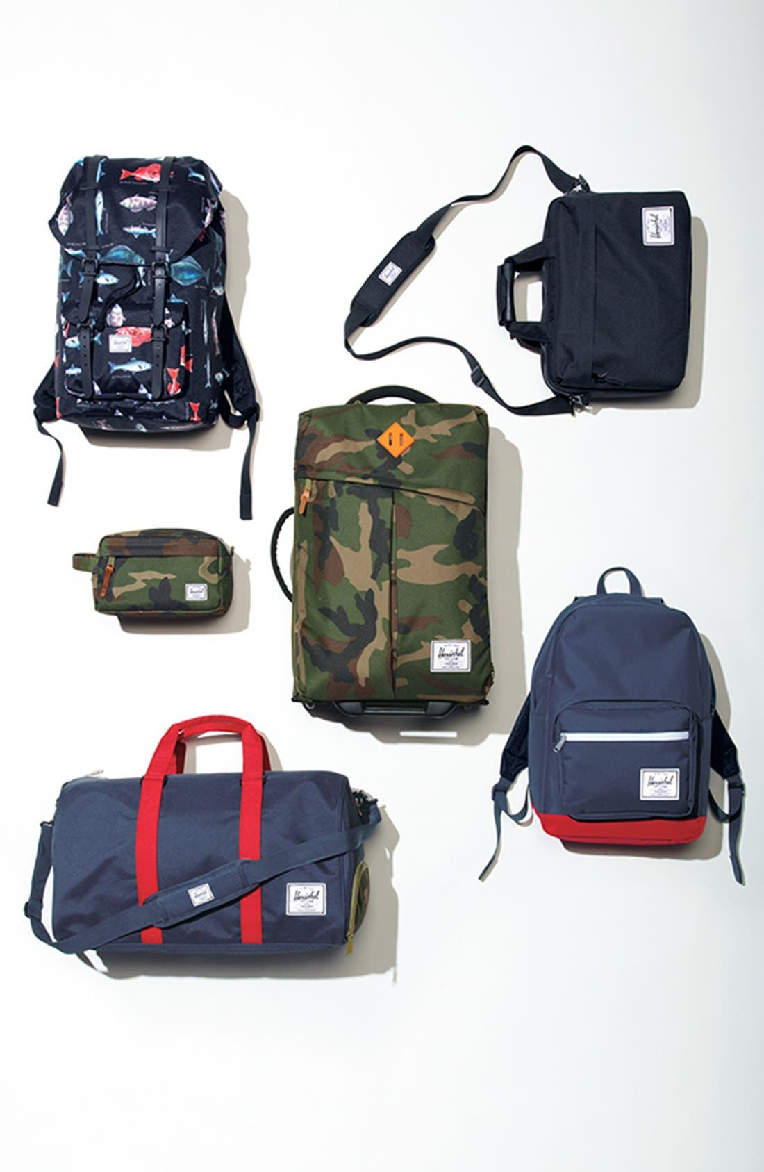Little America Backpack,                             Alternate thumbnail 5, color,                             003