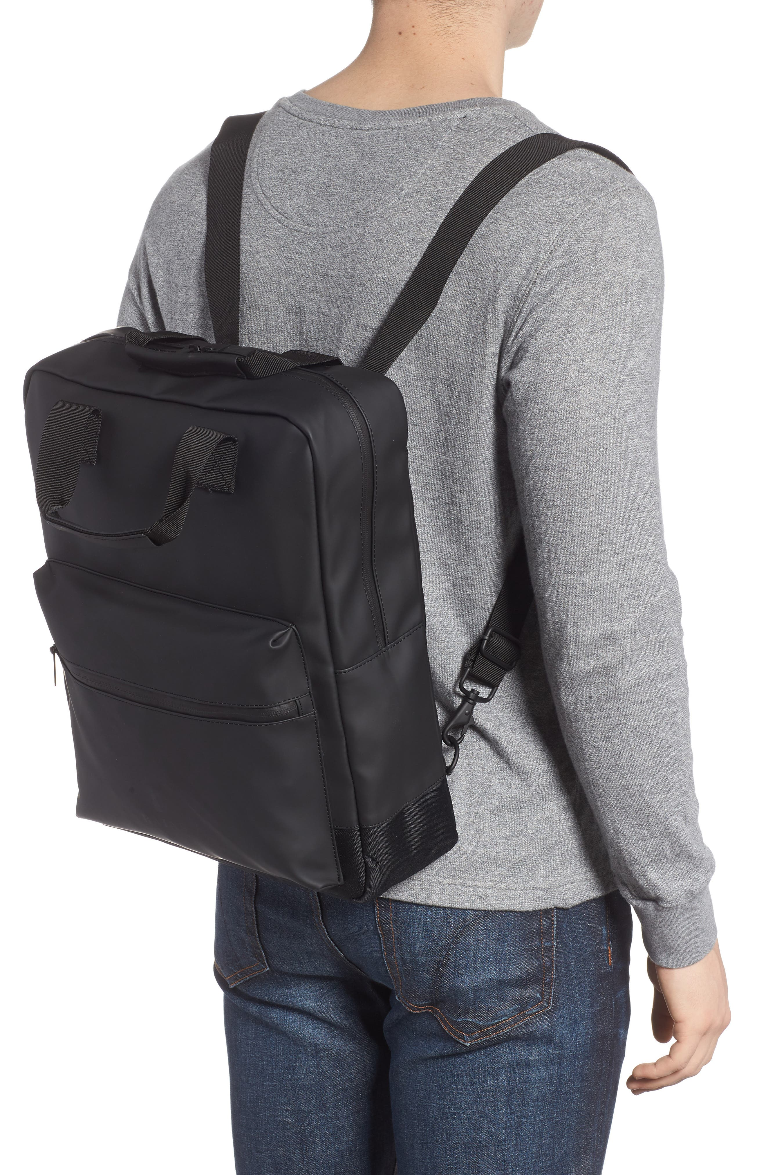 Scout Backpack,                             Alternate thumbnail 2, color,                             BLACK