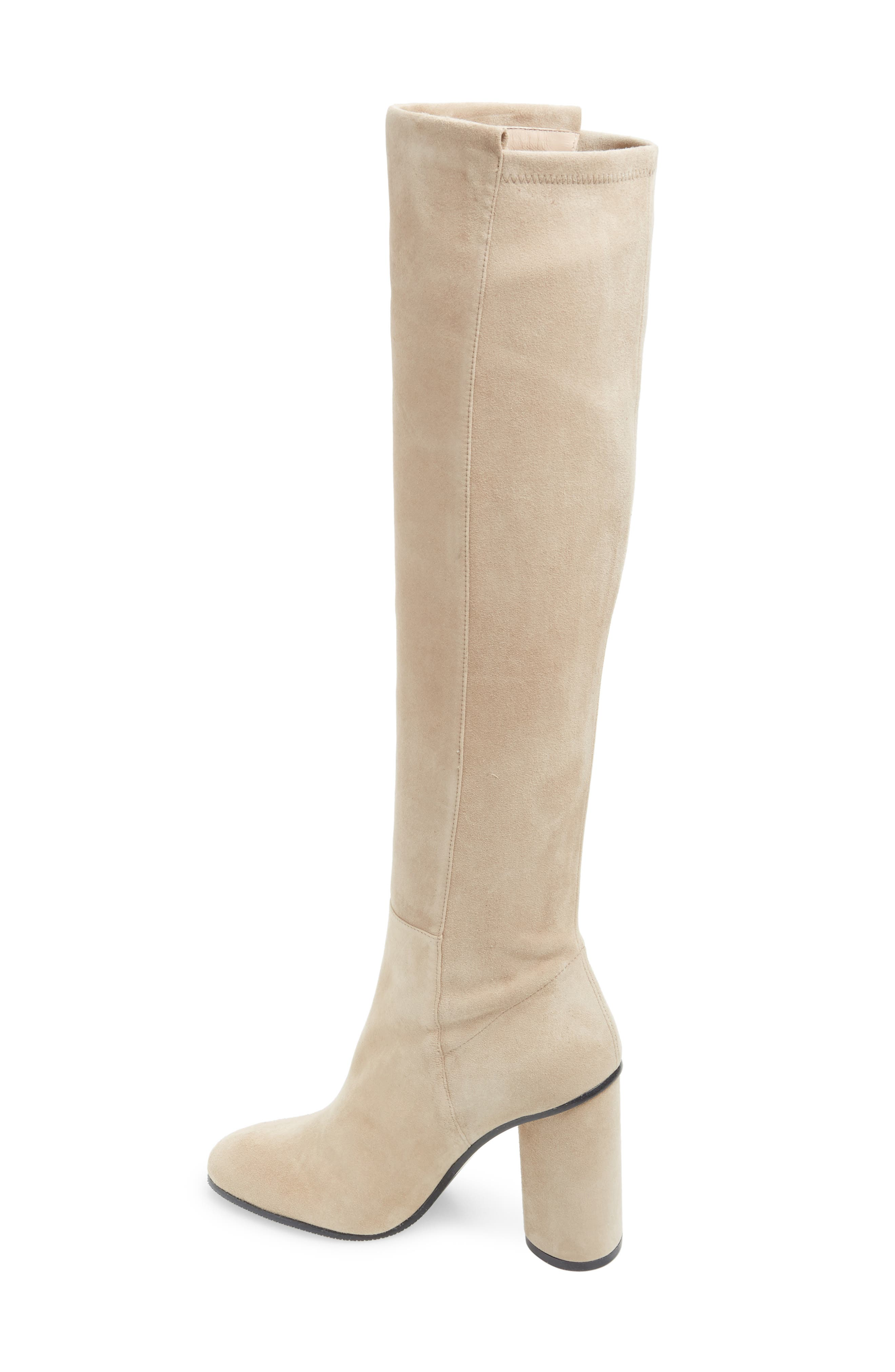 Eloise Over the Knee Boot,                             Alternate thumbnail 2, color,                             BROWNSTONE SUEDE