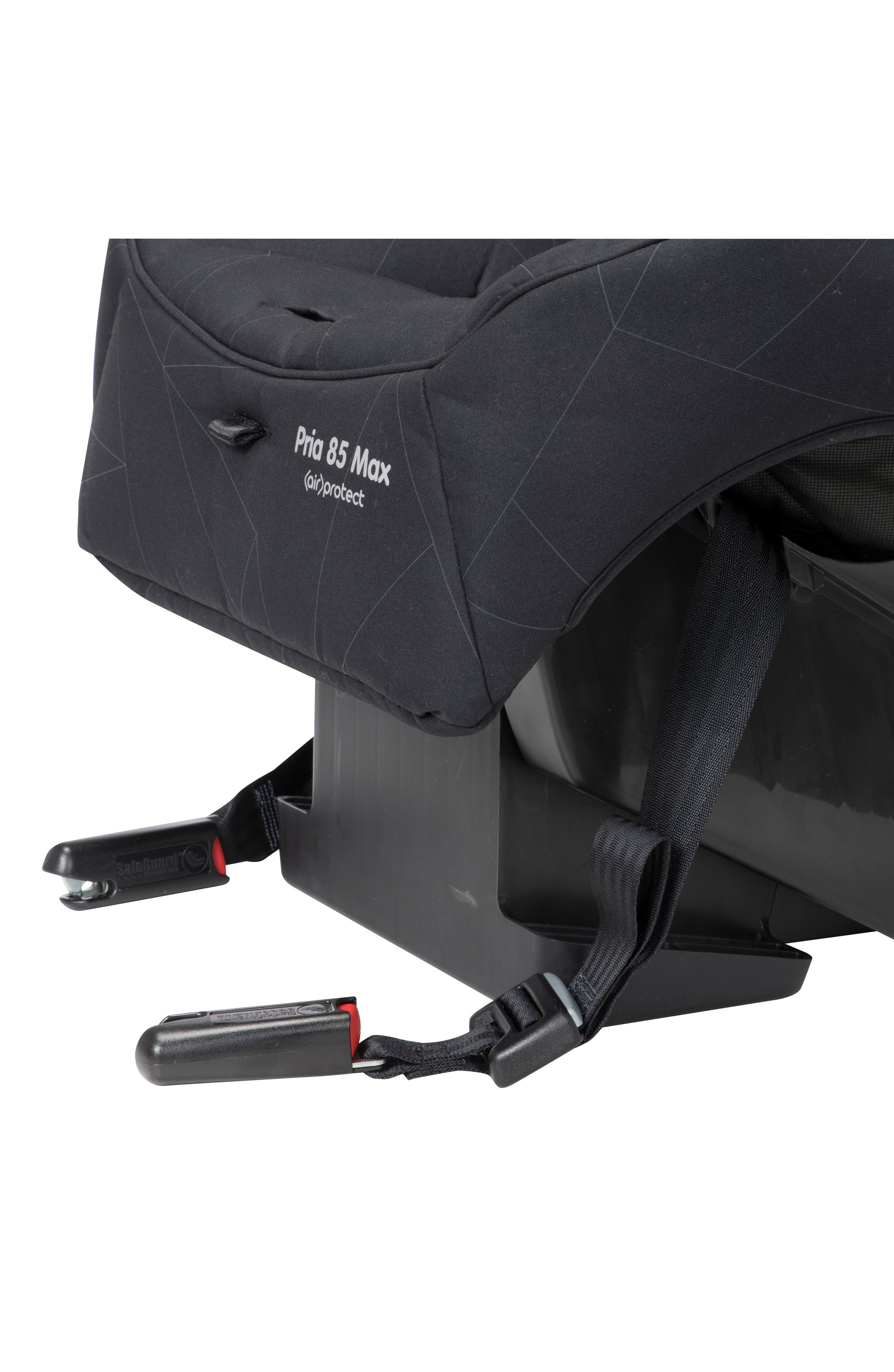 Pria<sup>™</sup> 85 Max Convertible Car Seat,                             Alternate thumbnail 8, color,                             DIAMOND LINES