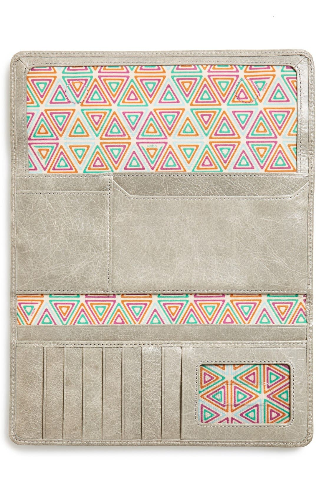 'Sadie' Leather Wallet,                             Alternate thumbnail 178, color,