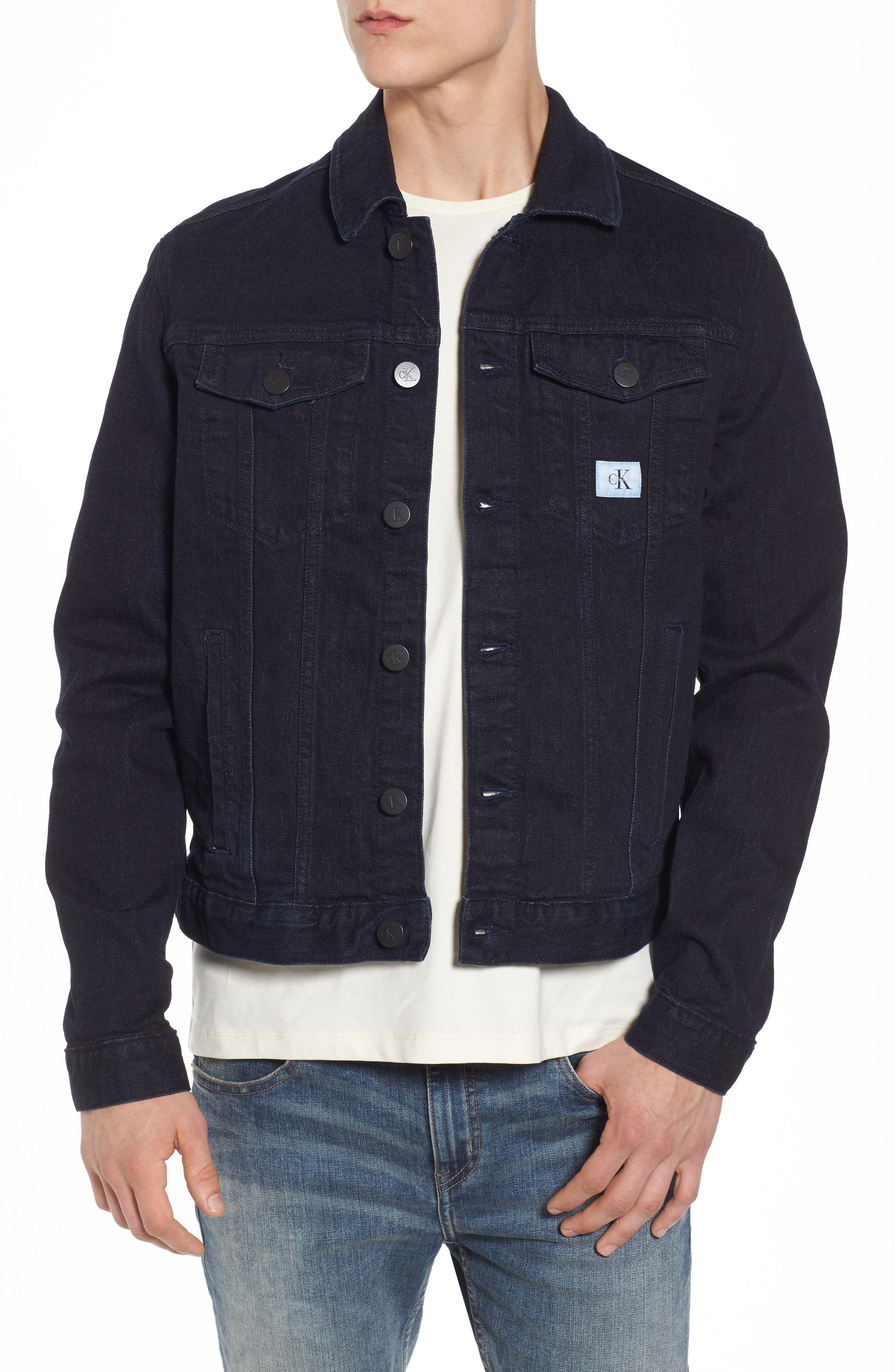Rider Denim Jacket,                         Main,                         color,