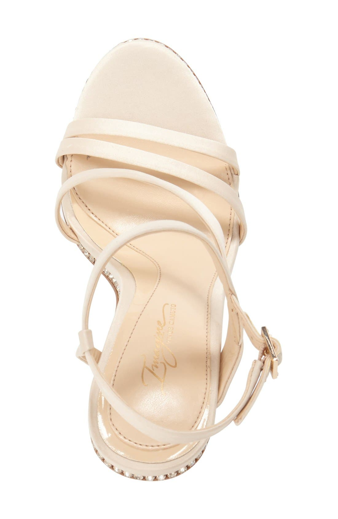 Imagine Vince Camuto 'Gian' Strappy Sandal,                             Alternate thumbnail 7, color,