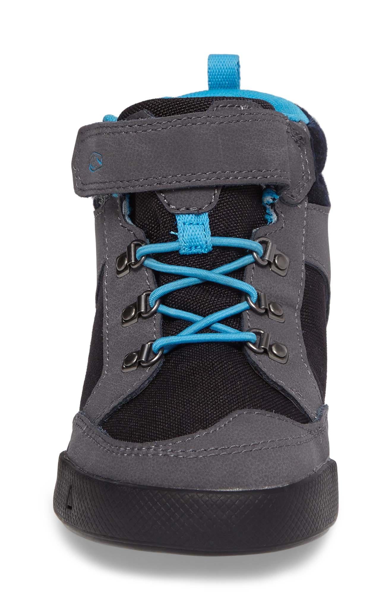 Encanto Wesley II High Top Sneaker,                             Alternate thumbnail 4, color,                             003