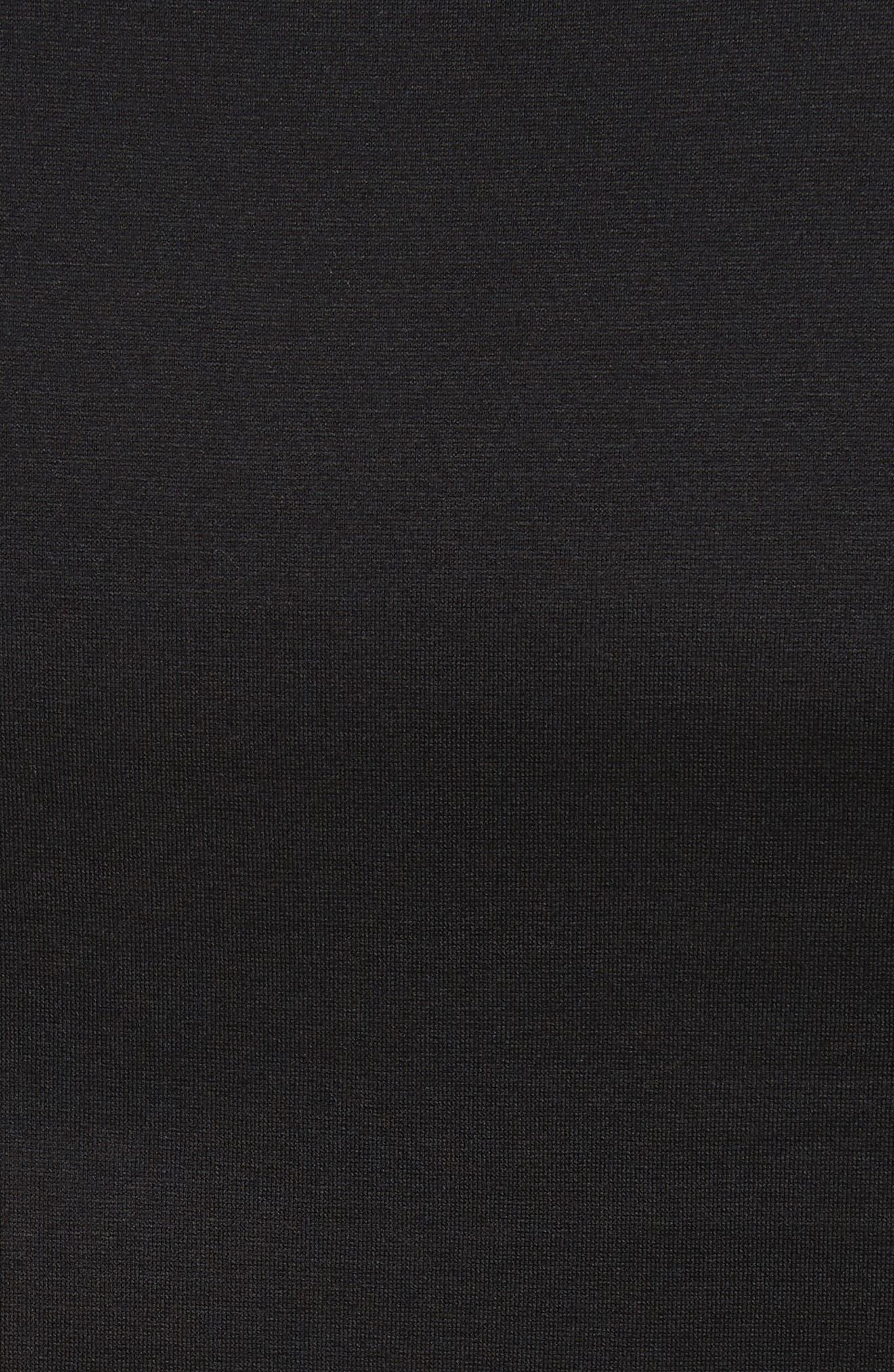 L Pocket T-Shirt,                             Alternate thumbnail 5, color,                             001