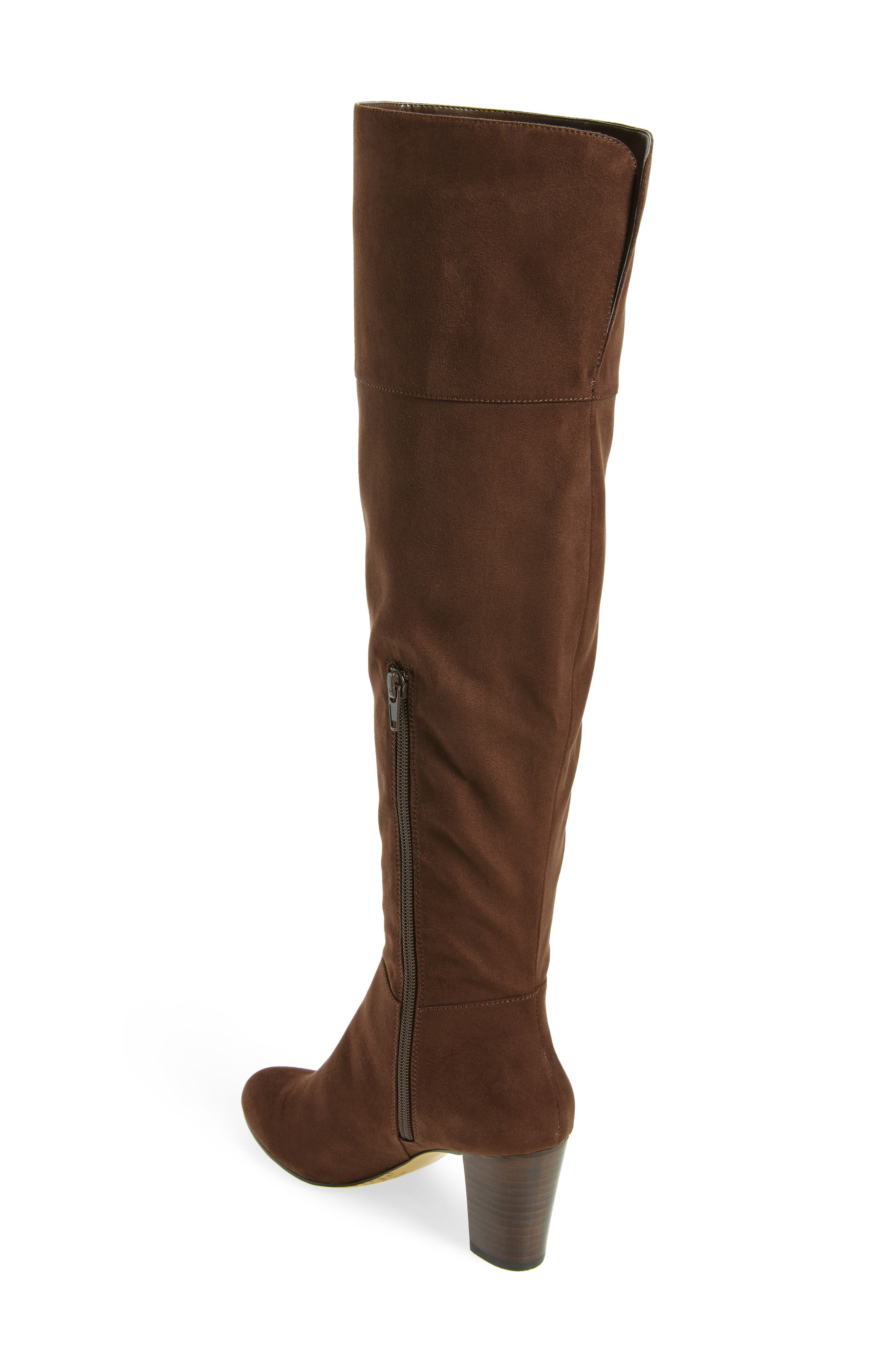 Telluride II Over the Knee Boot,                             Alternate thumbnail 5, color,