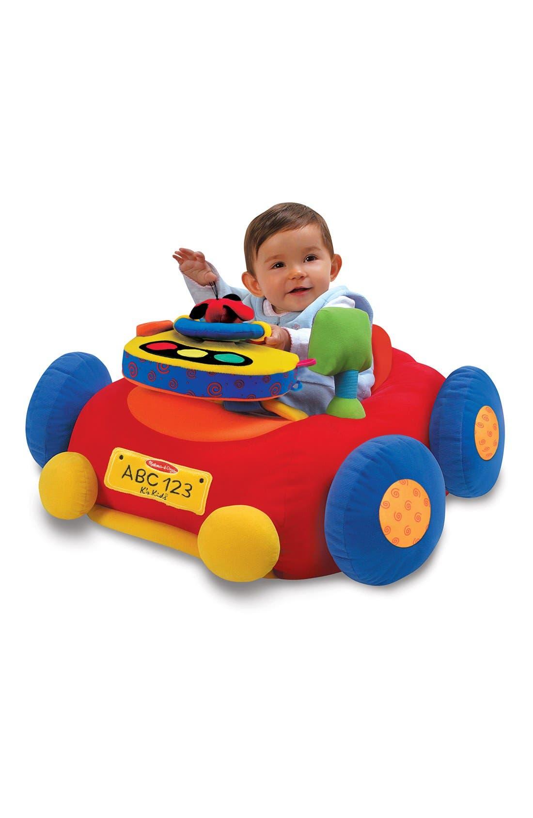 Infant Melissa  Doug BeepBeep Play Car