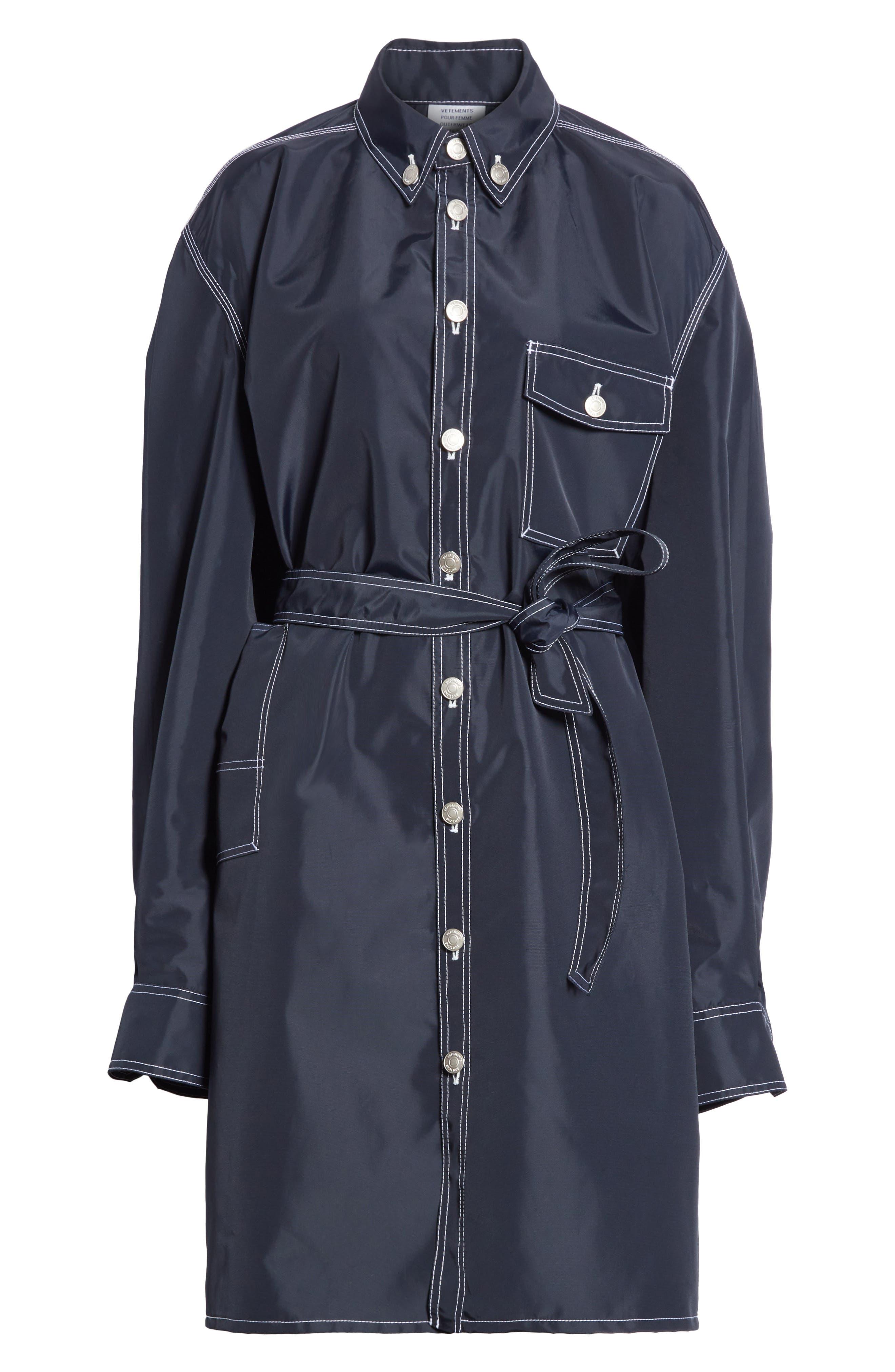 Workwear Coat,                             Alternate thumbnail 5, color,                             410