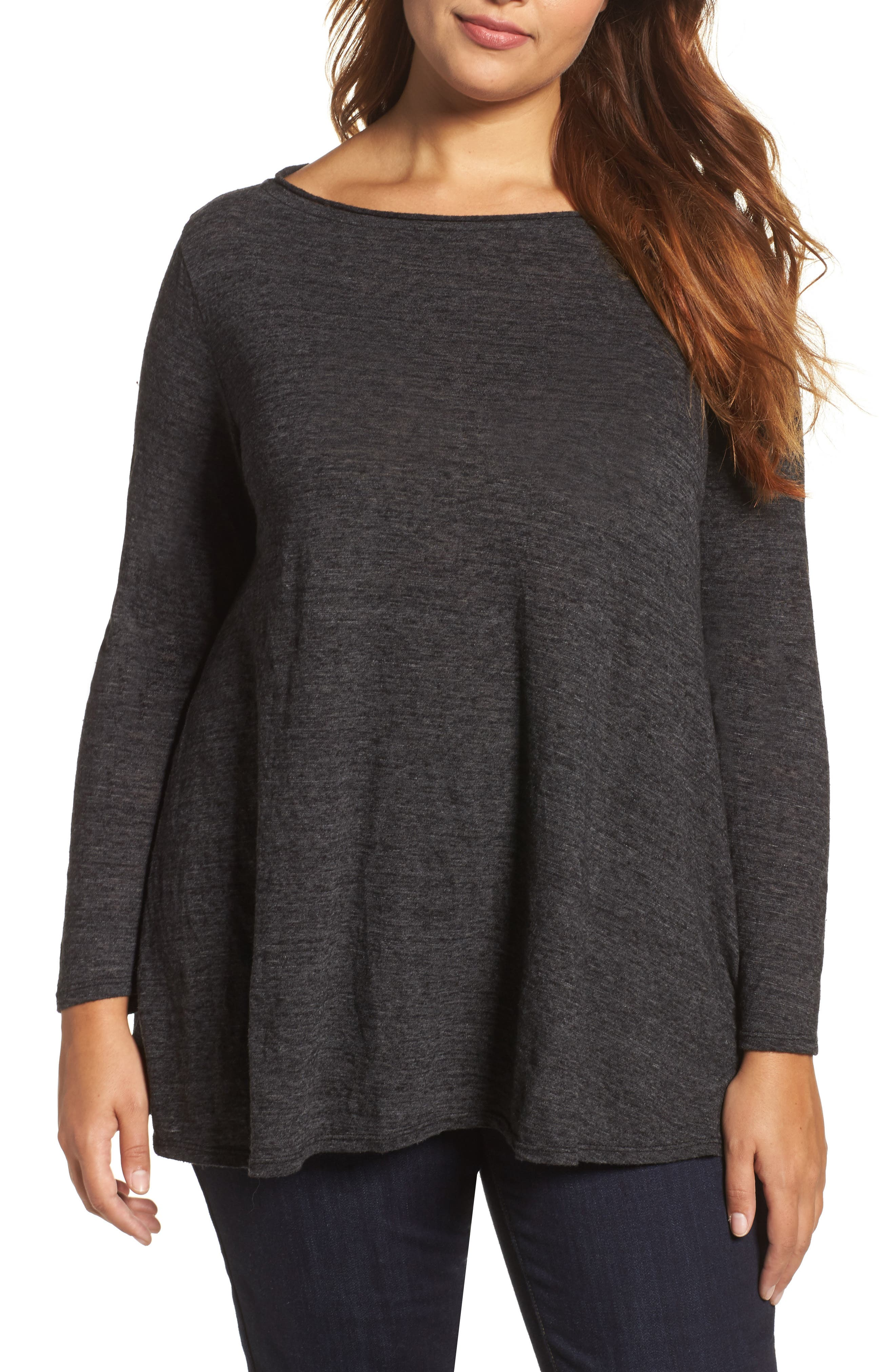 Nepps Swing Jersey Tunic,                         Main,                         color, 001