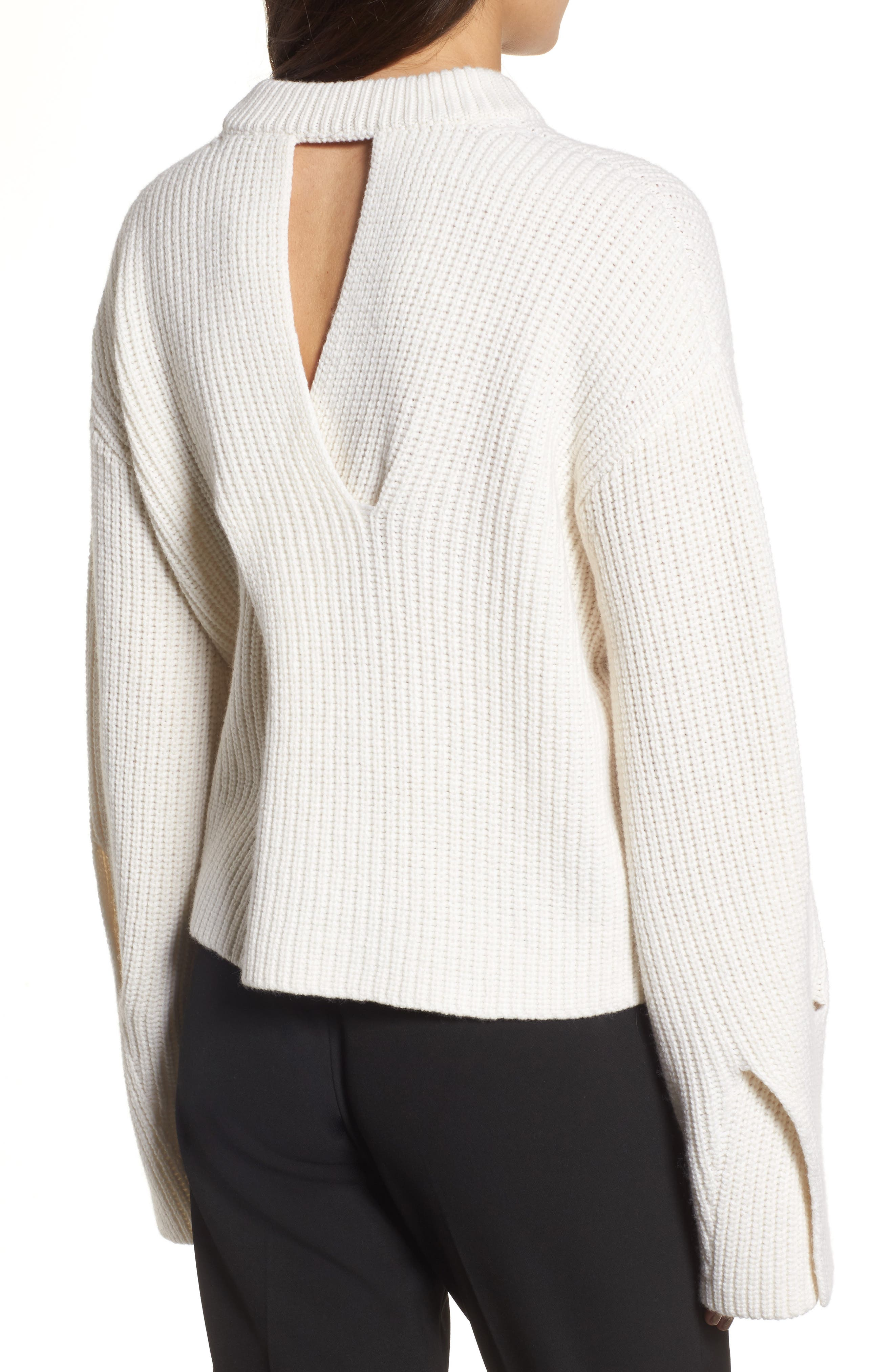 Fihra Wool Blend Sweater,                             Alternate thumbnail 2, color,                             252