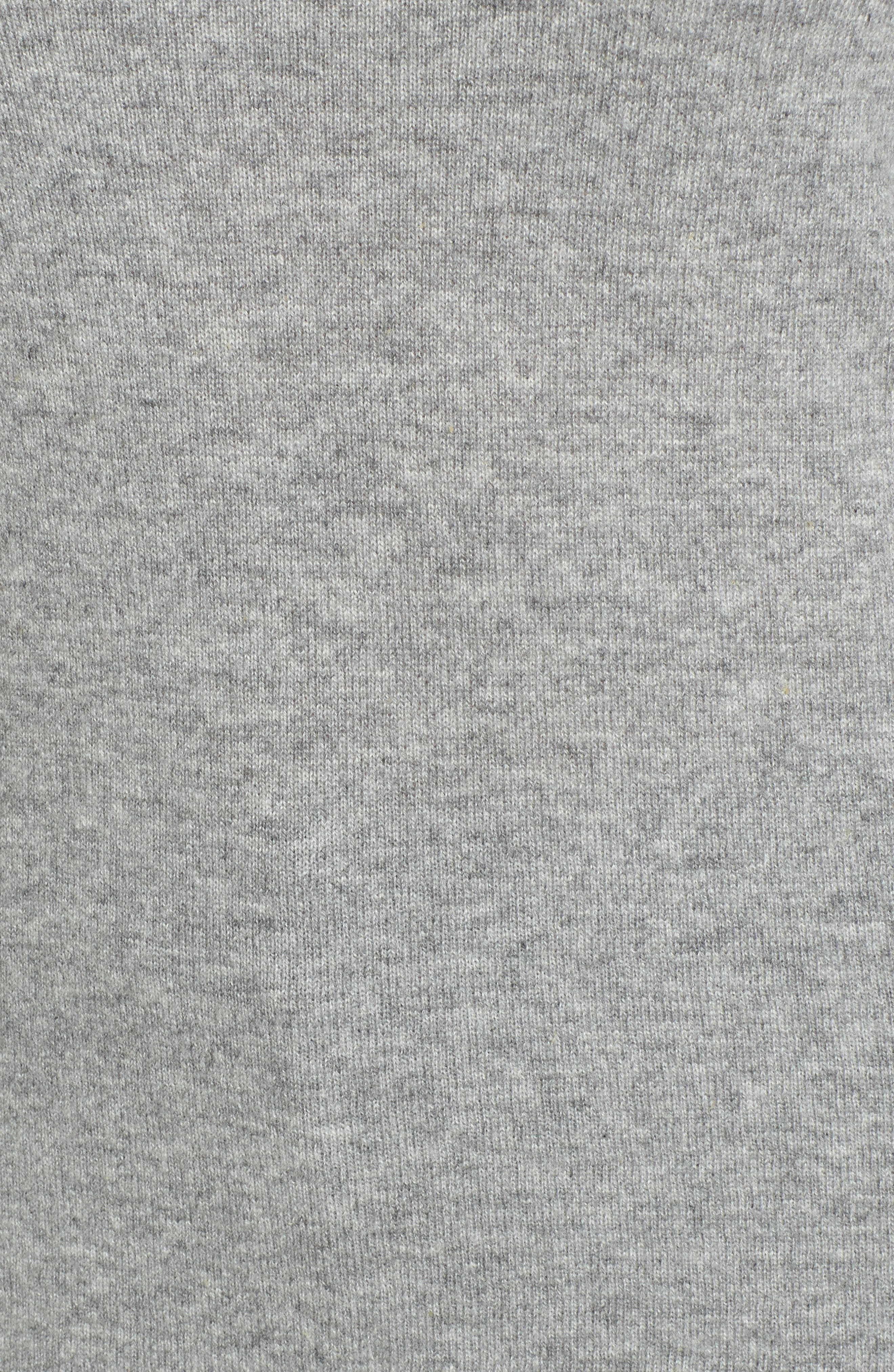 Cashmere V-Neck Sweater,                             Alternate thumbnail 5, color,                             030