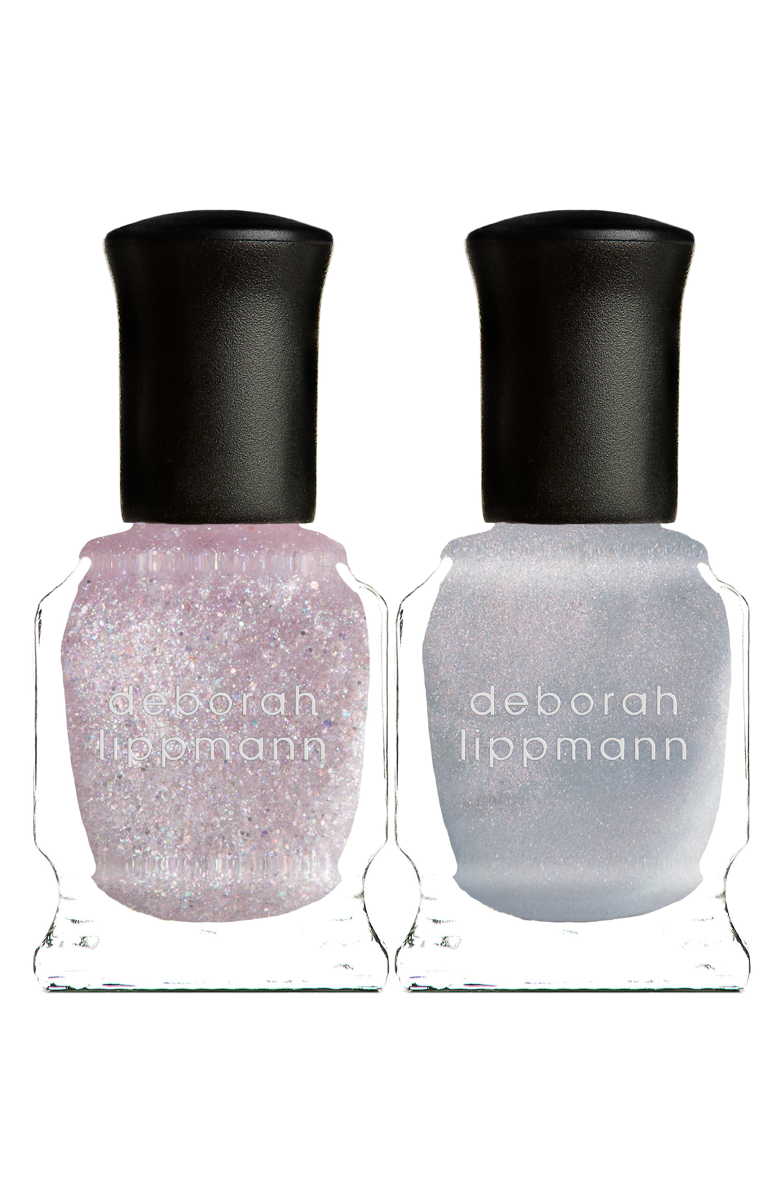Deborah Lippmann Winter Romance Gel Lab Pro Nail Color Duo - Winter Romance Set