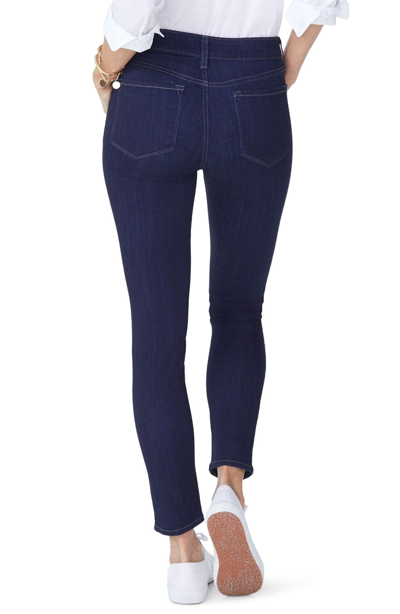 Ami Skinny Jeans,                             Alternate thumbnail 2, color,                             464