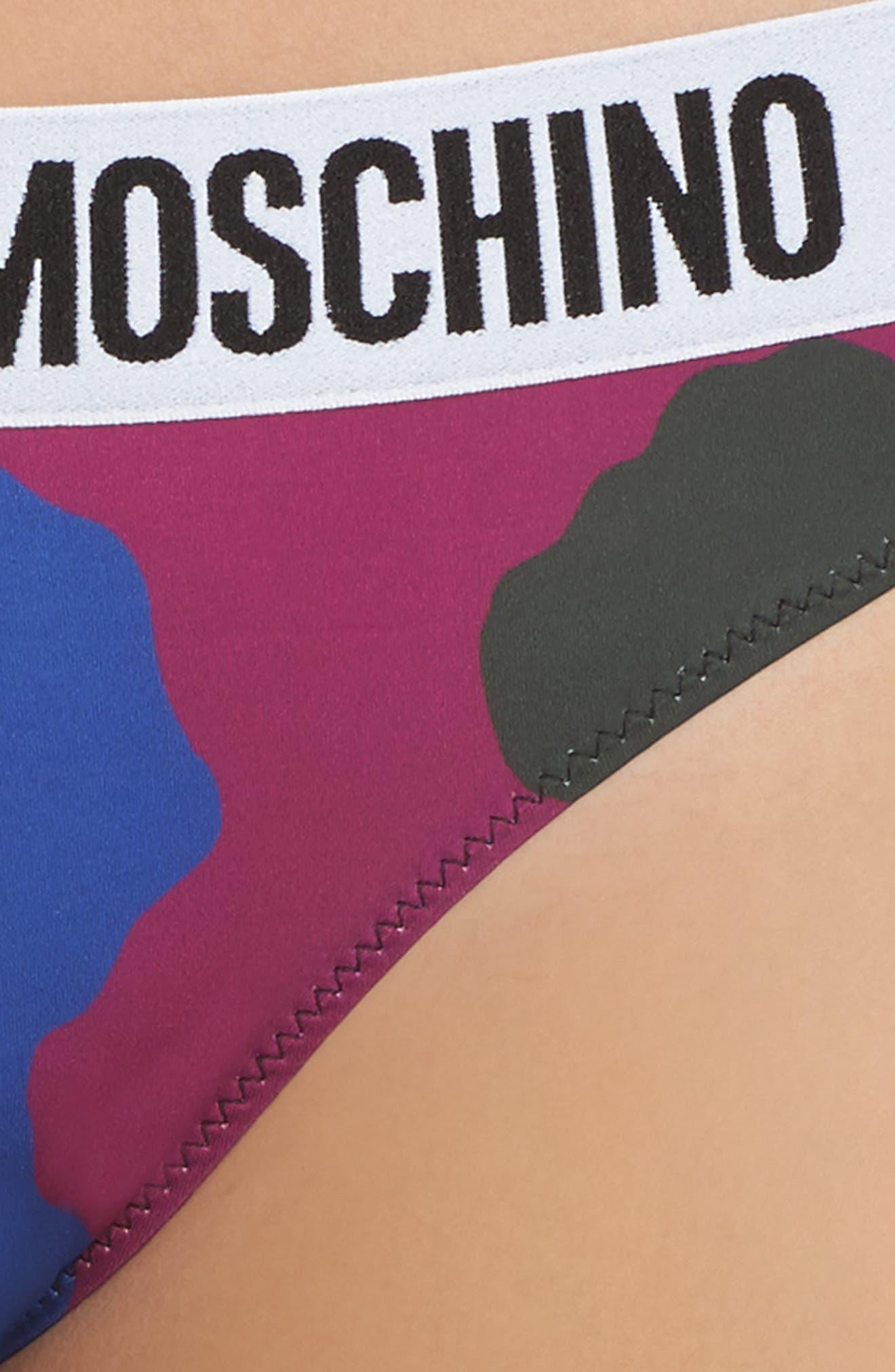 Logo Bikini,                             Alternate thumbnail 4, color,                             650