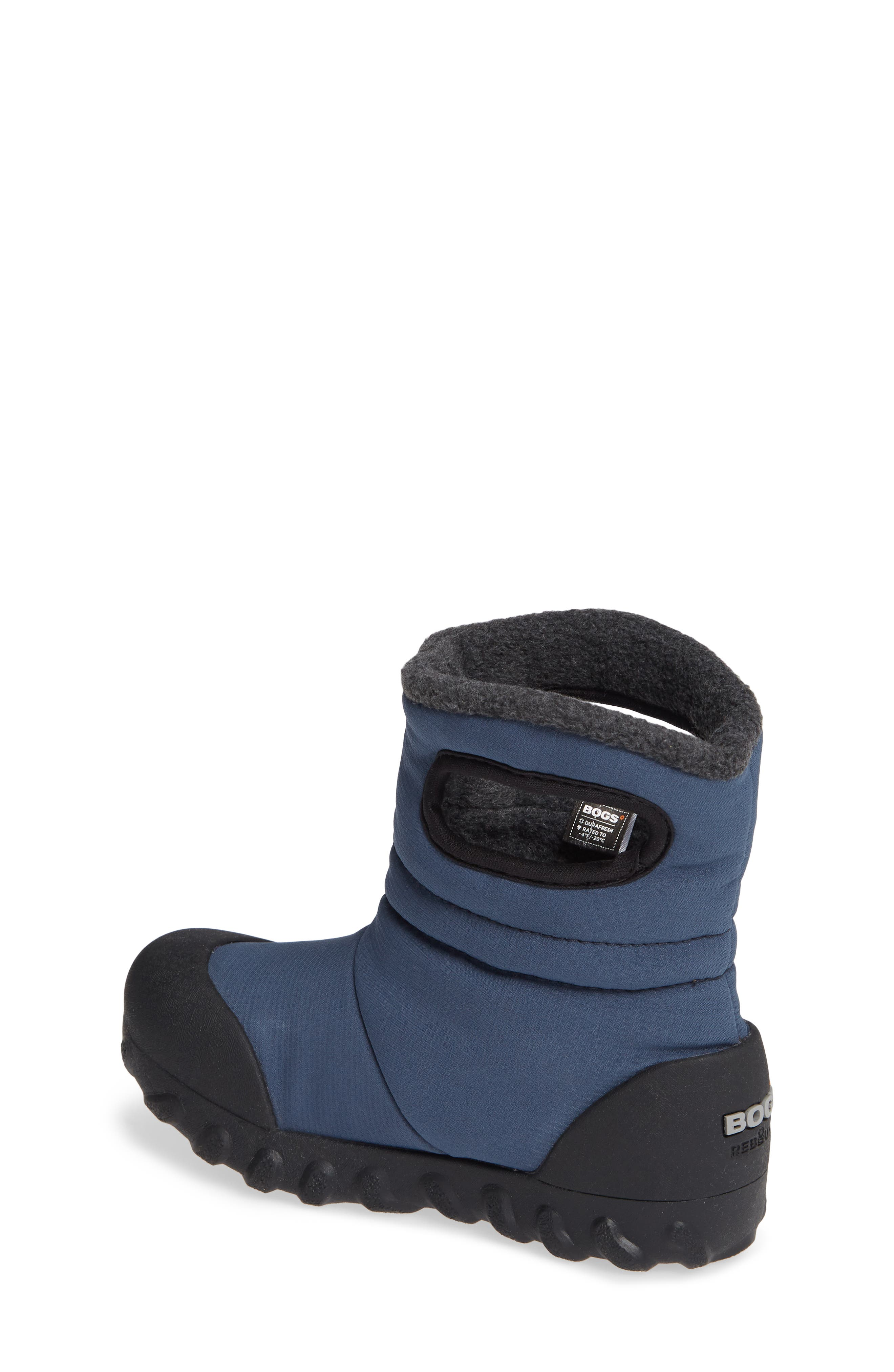 B-MOC Puff Waterproof Insulated Boot,                             Alternate thumbnail 2, color,                             NAVY