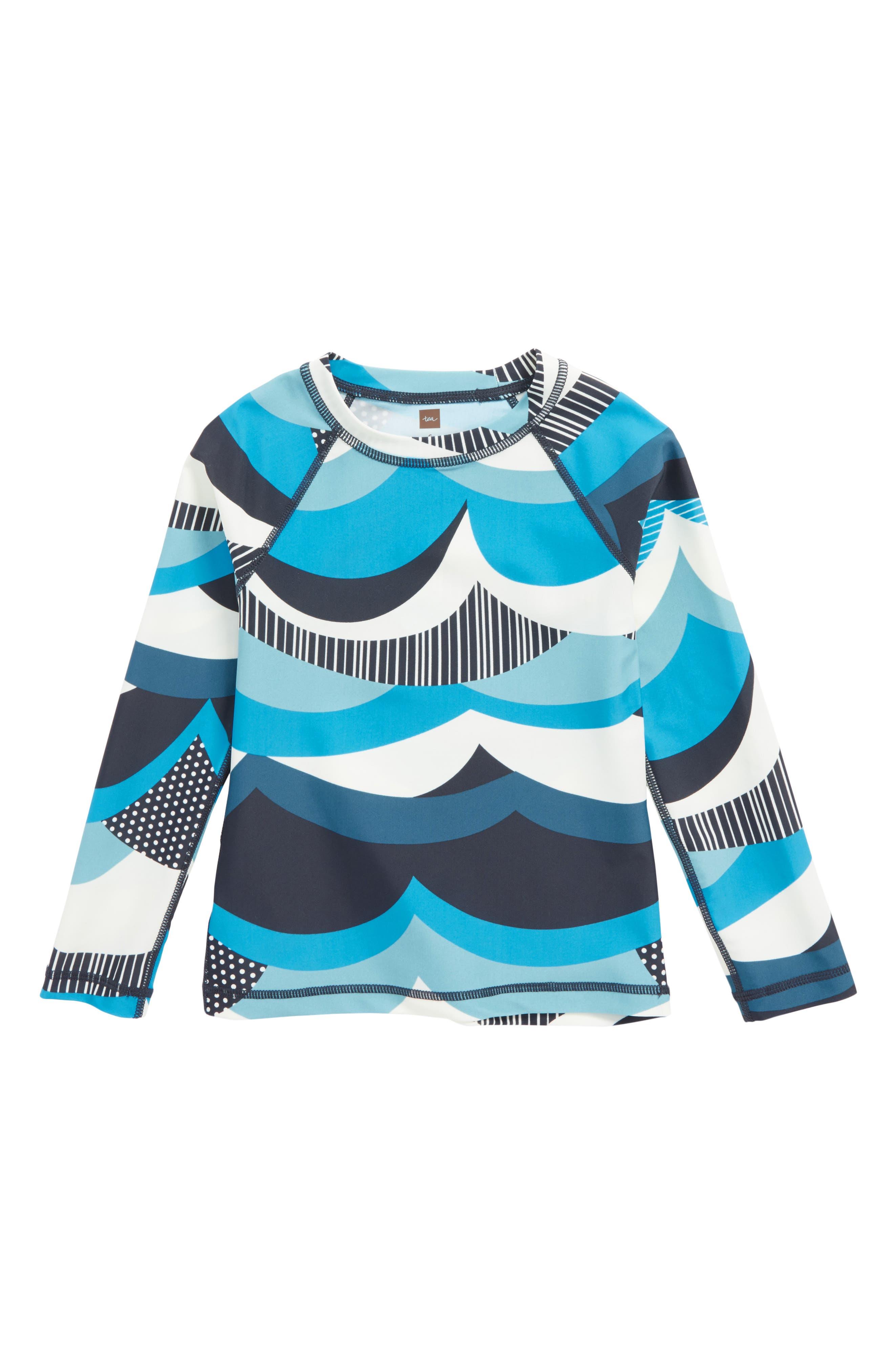 Make Waves Rashguard,                         Main,                         color, 411