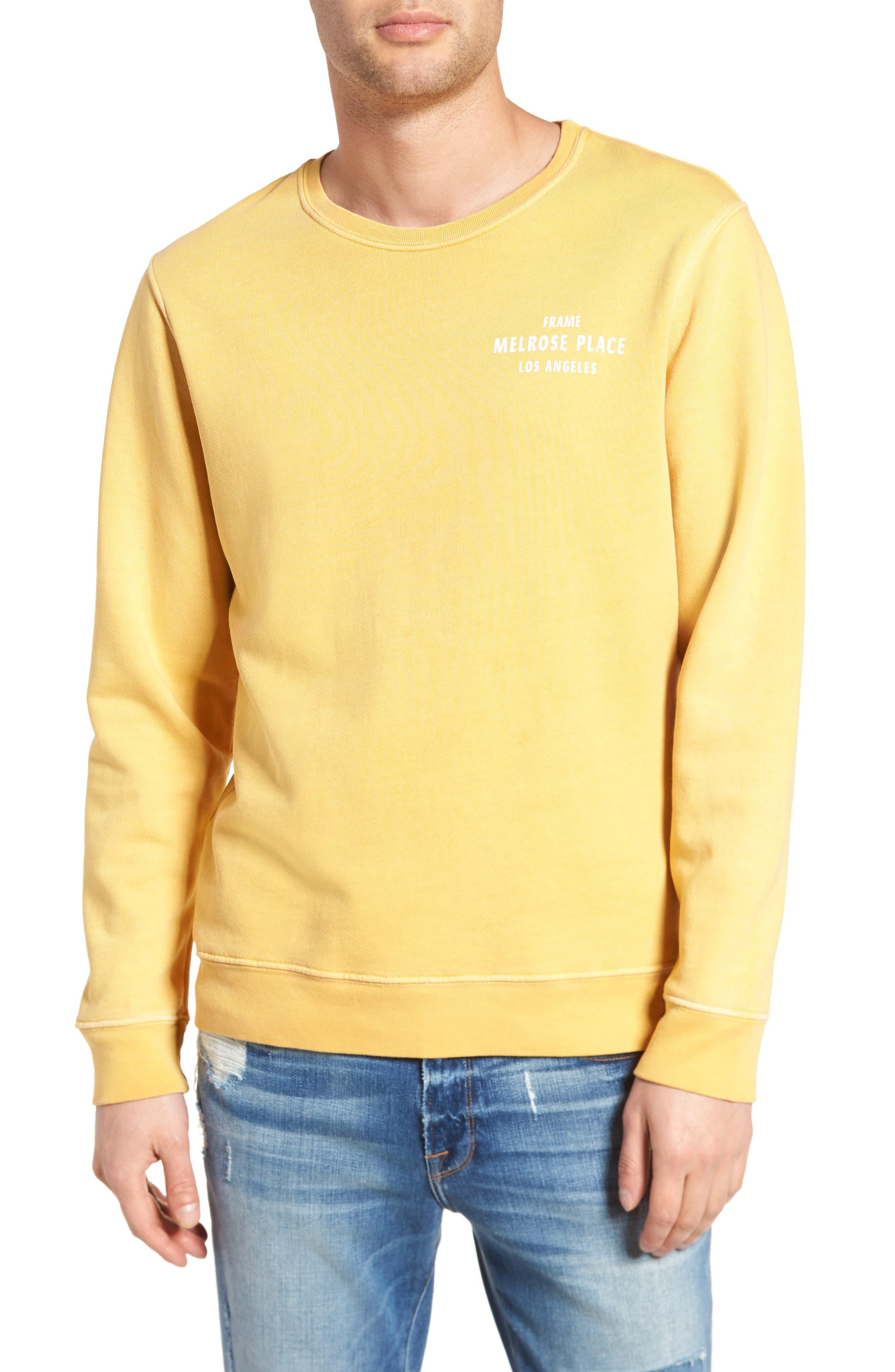 Vintage Crewneck Sweatshirt,                             Main thumbnail 3, color,