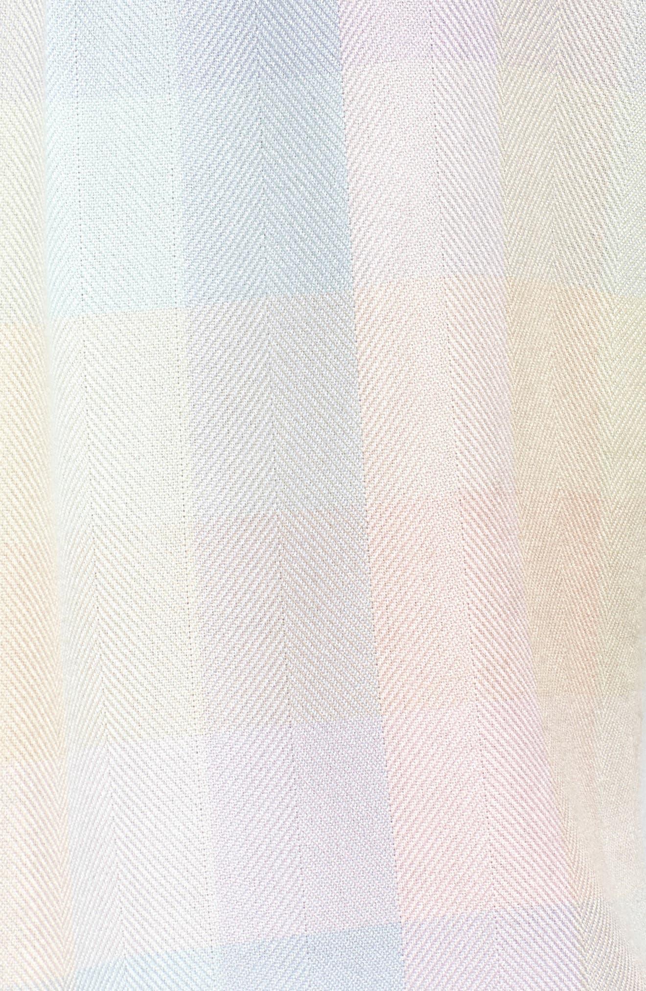 Hunter Plaid Shirt,                             Alternate thumbnail 670, color,