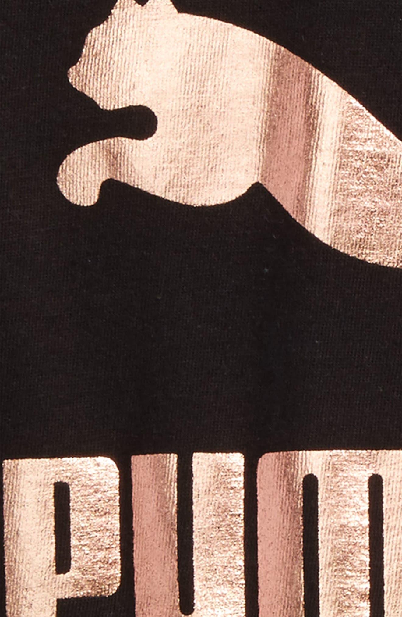 Logo Cross Back Tank,                             Alternate thumbnail 3, color,                             001