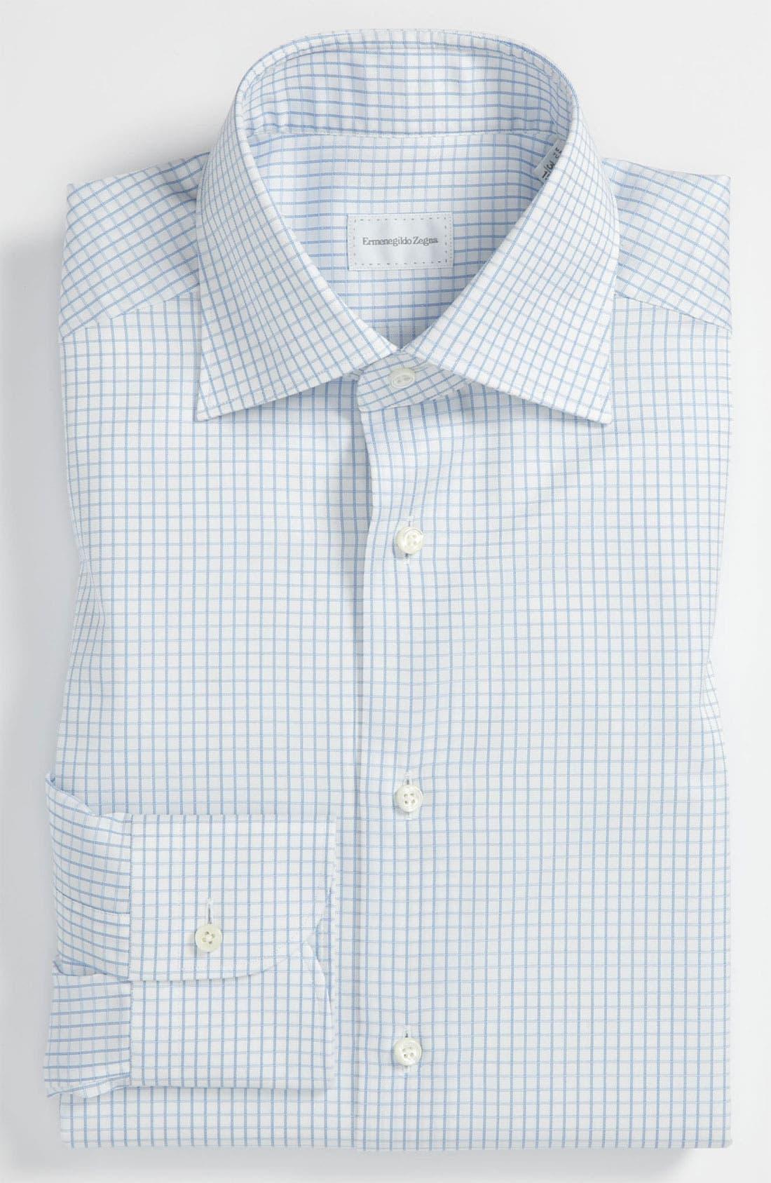 Regular Fit Dress Shirt,                         Main,                         color, 436