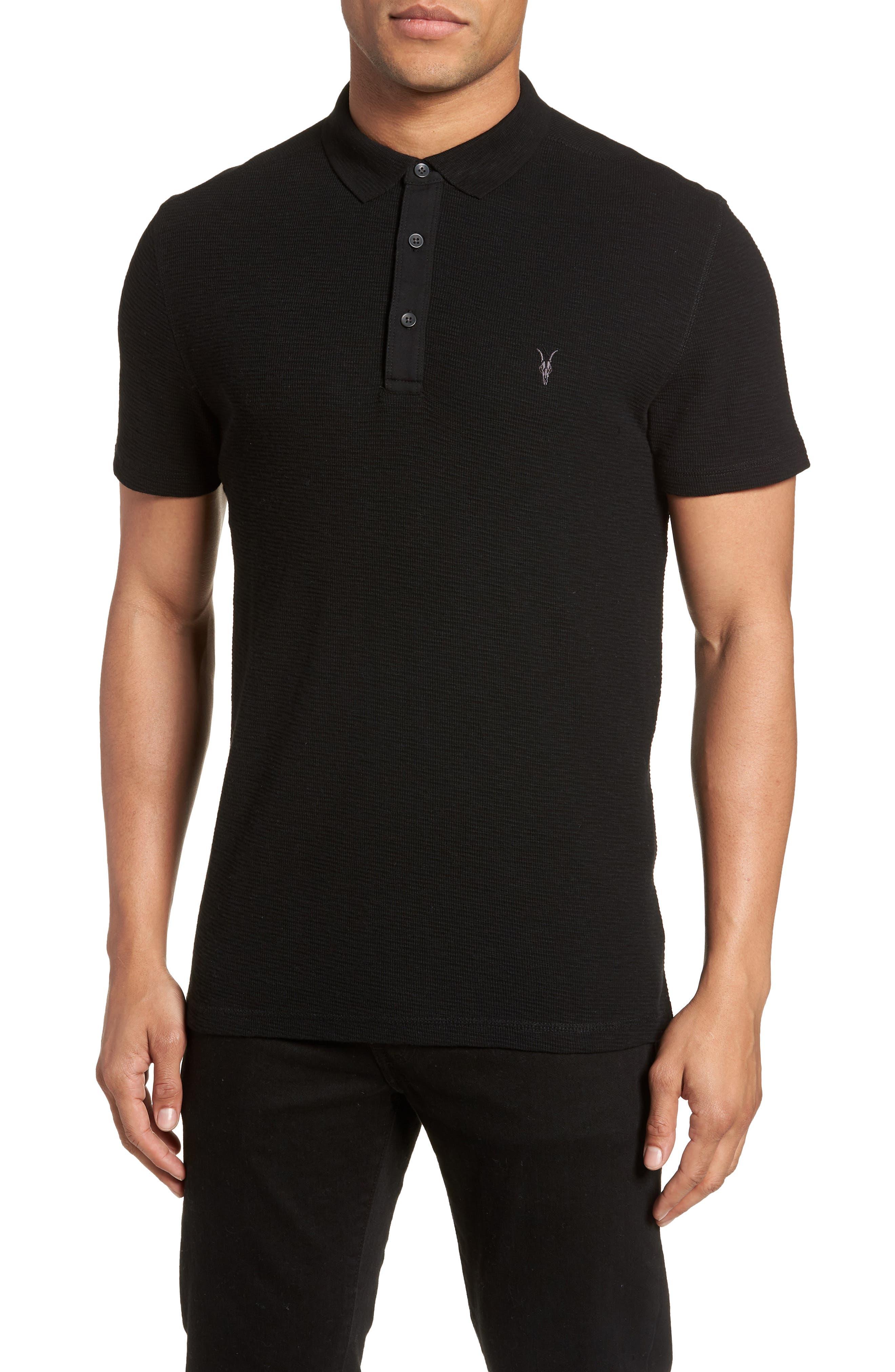 Clash Regular Fit Cotton Polo Shirt,                             Main thumbnail 1, color,                             003
