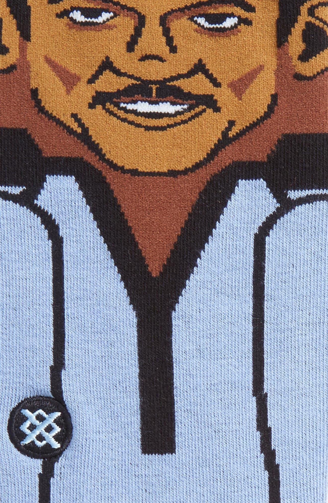 Star Wars Lando Socks,                             Alternate thumbnail 2, color,                             420