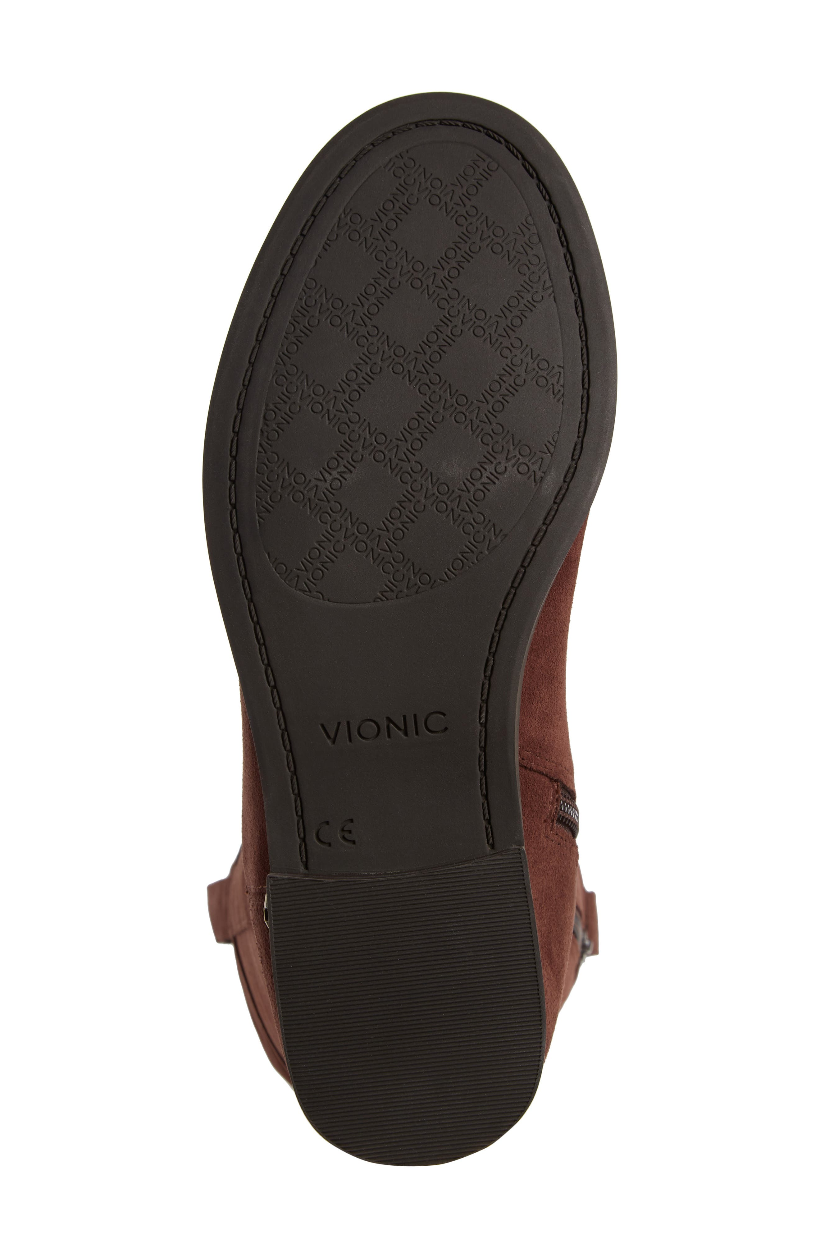 Downing Boot,                             Alternate thumbnail 6, color,                             CHOCOLATE SUEDE