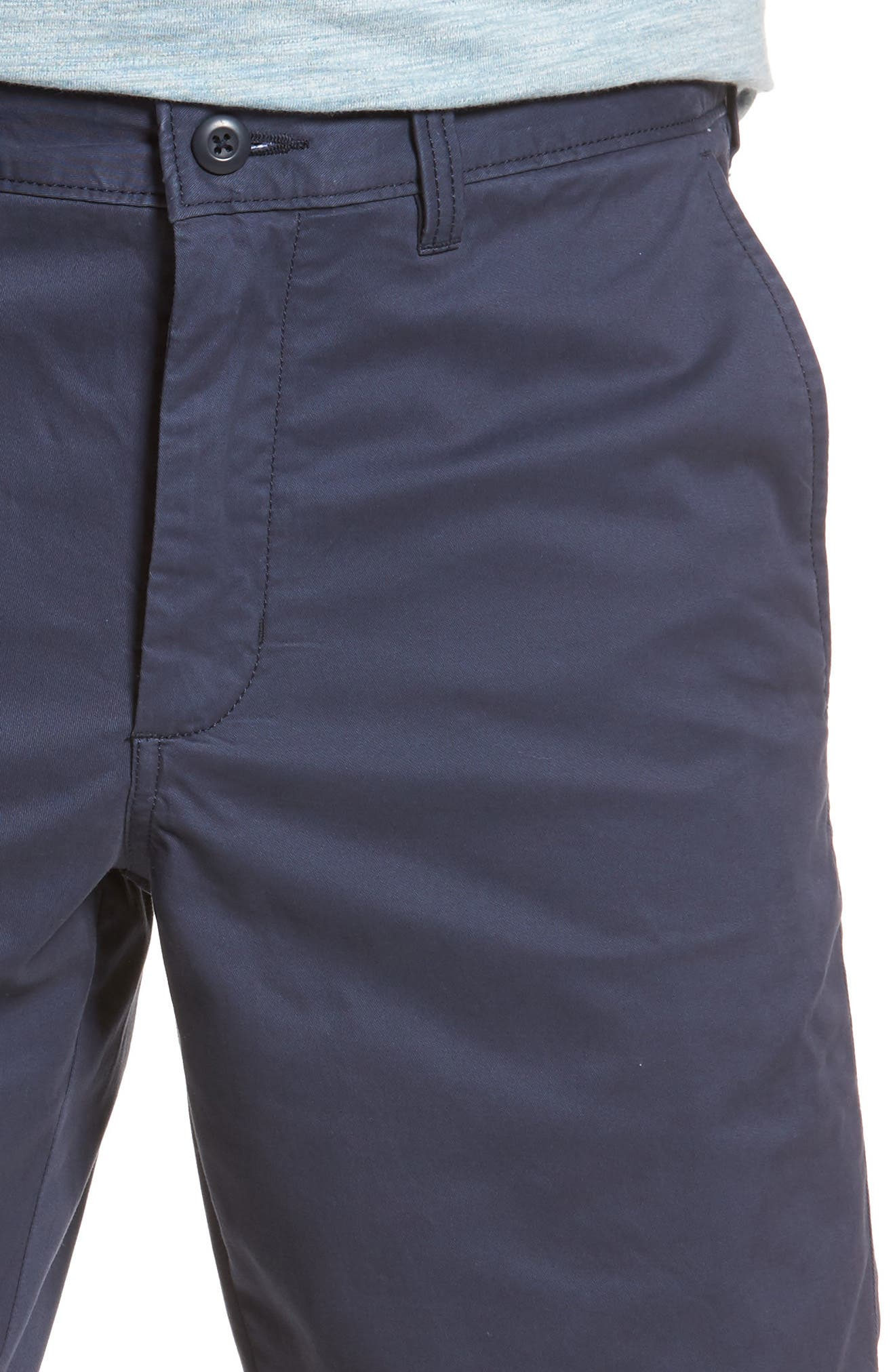 Ballard Slim Fit Stretch Chino 11-Inch Shorts,                             Alternate thumbnail 58, color,