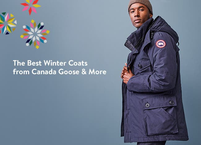 The Best Winter Coats from Canada Goose & More