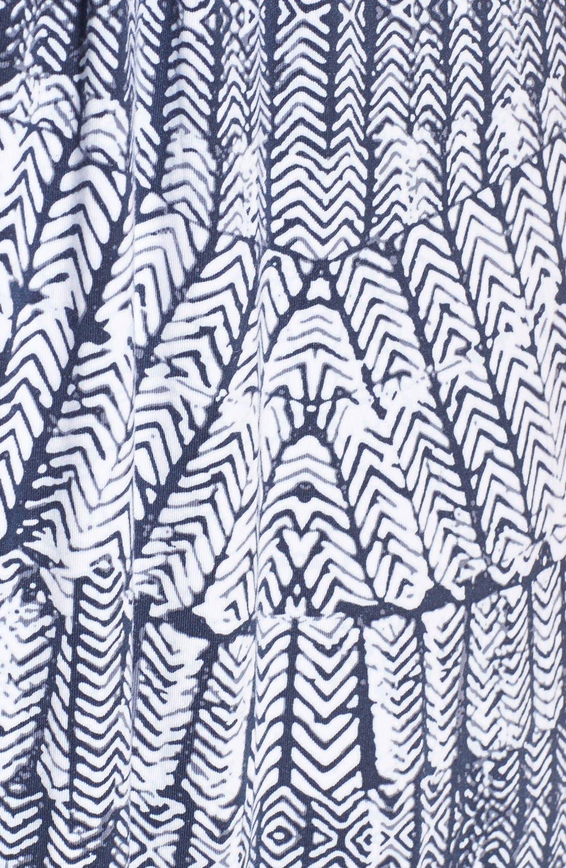 Chloe Empire Waist Maxi Dress,                             Alternate thumbnail 78, color,