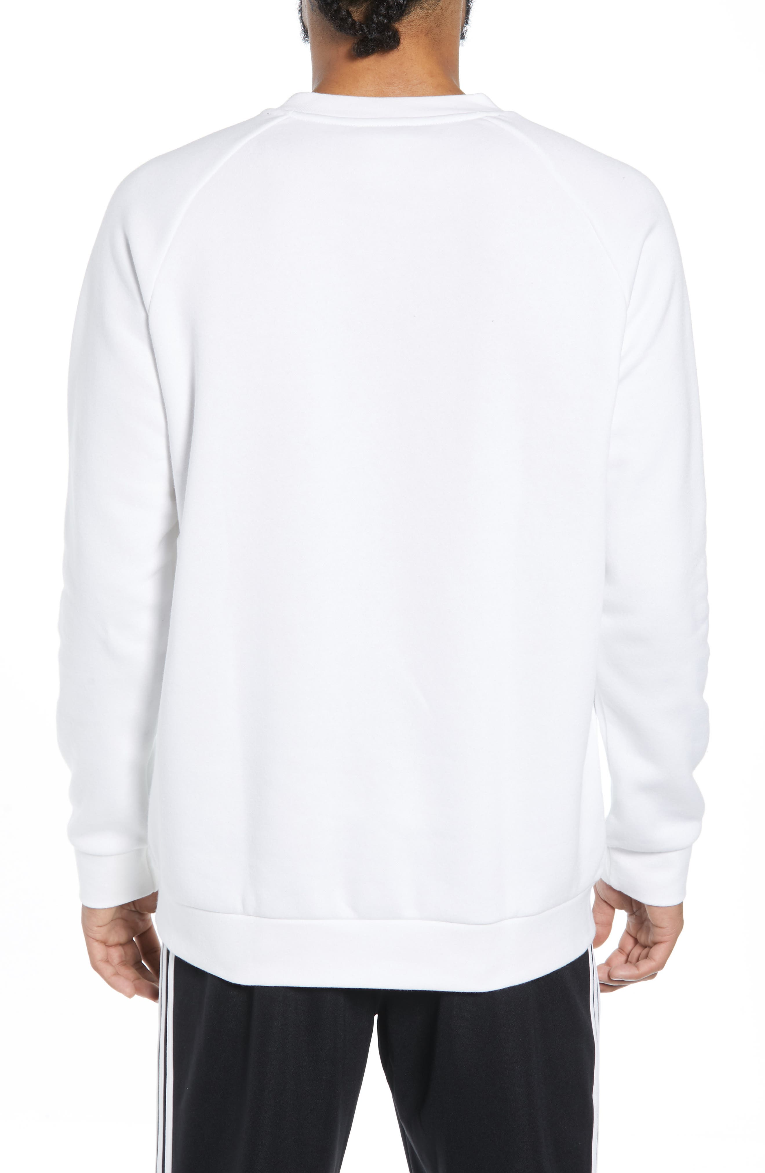 Appliqué Logo Graphic Sweatshirt,                             Alternate thumbnail 2, color,                             100