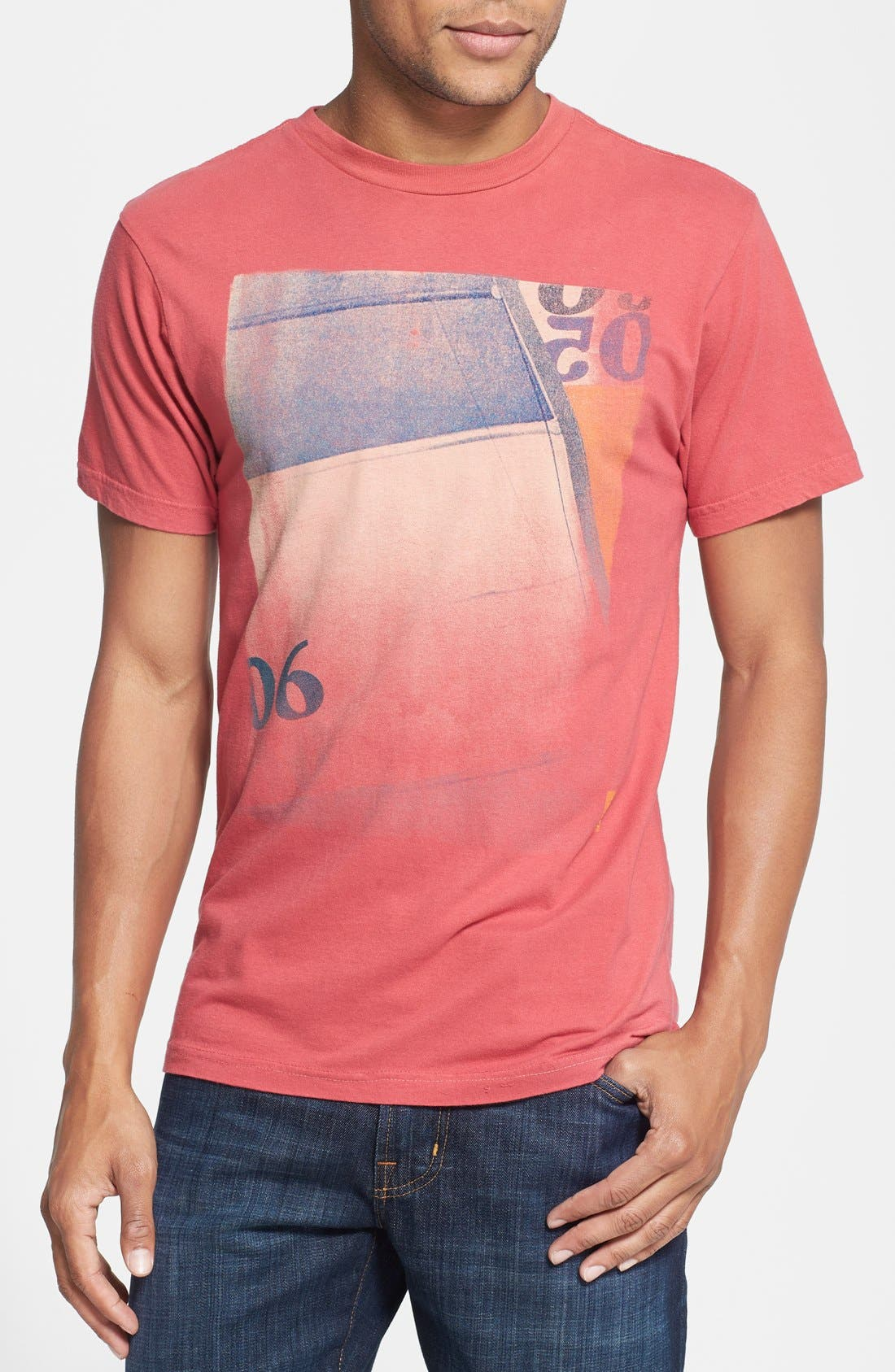 'Spinnacur' Graphic T-Shirt,                             Main thumbnail 1, color,                             652