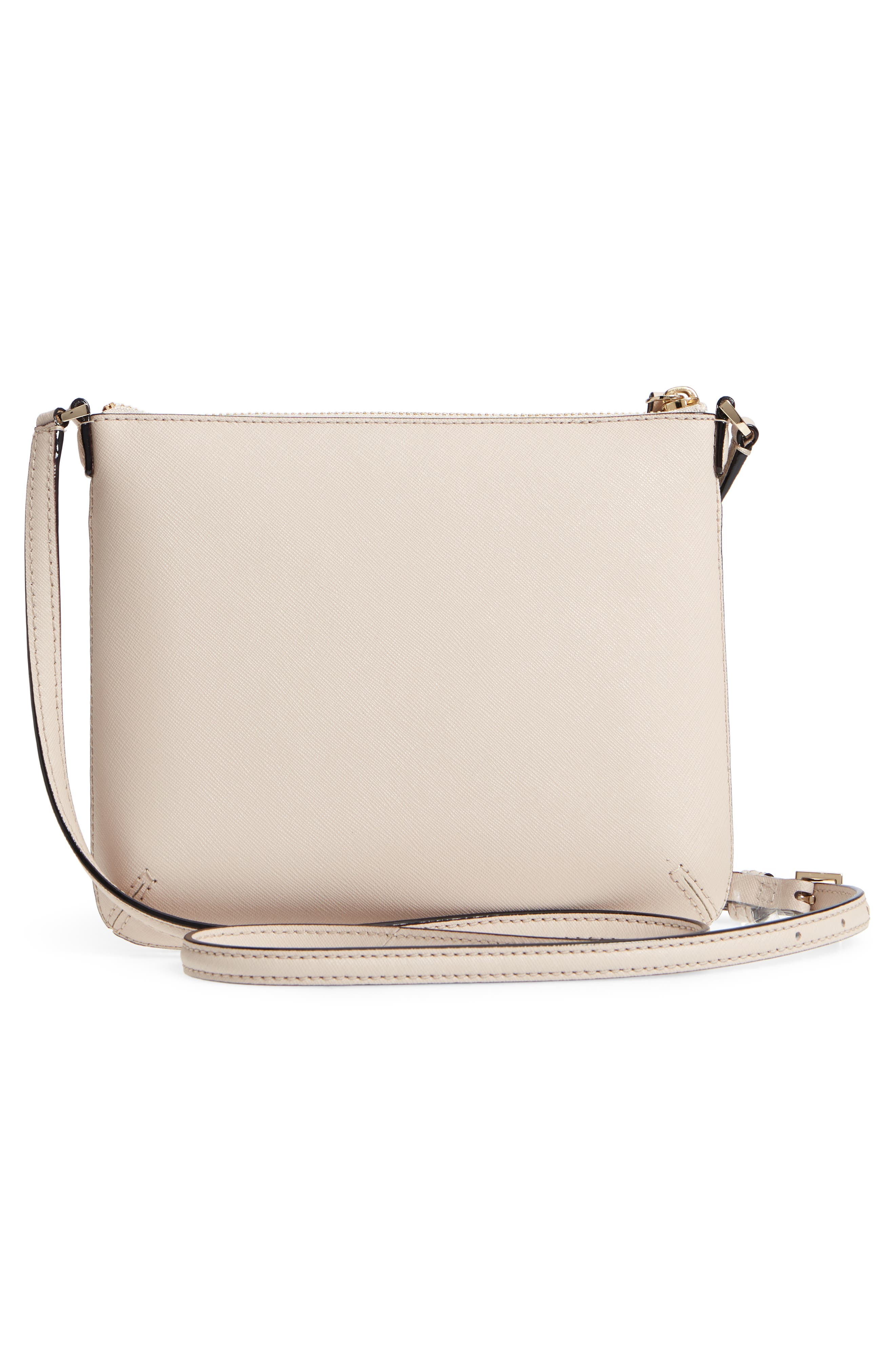 cameron street - tenley leather crossbody bag,                             Alternate thumbnail 3, color,                             260