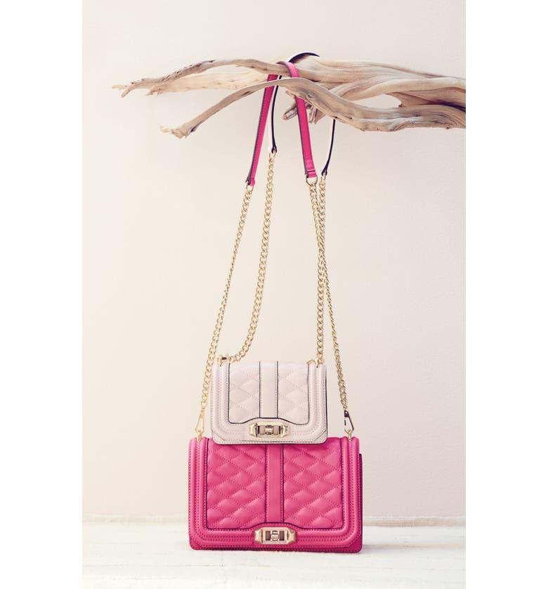 Rebecca Minkoff Love Leather Crossbody Bag  0e1f7c40e0679