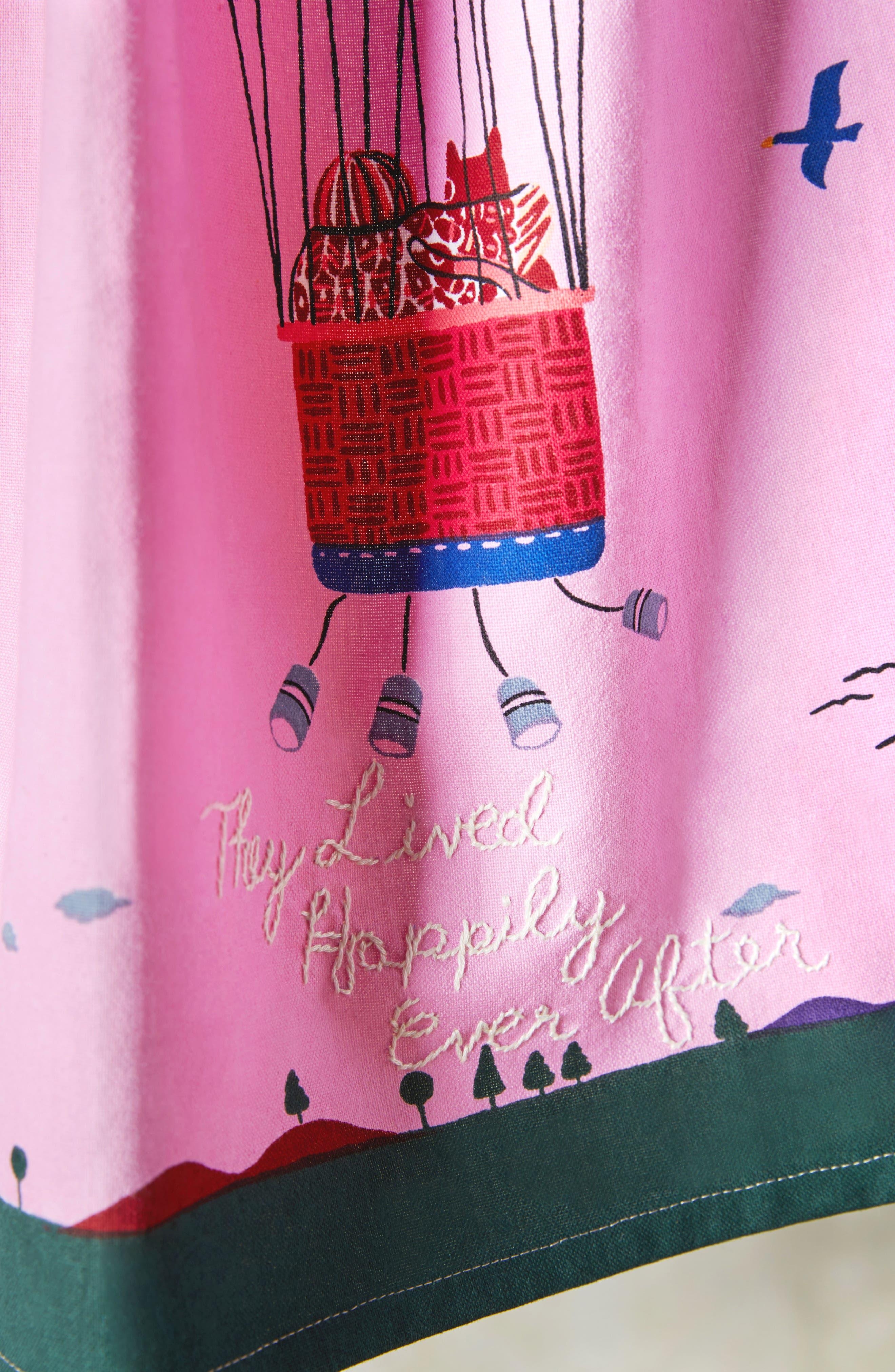 Fairy Tale Set of 3 Tea Towels,                             Alternate thumbnail 3, color,                             400