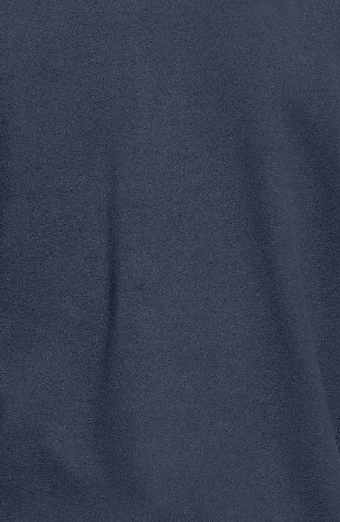 'TKA 100 Glacier' Quarter Zip Fleece Pullover,                             Alternate thumbnail 185, color,